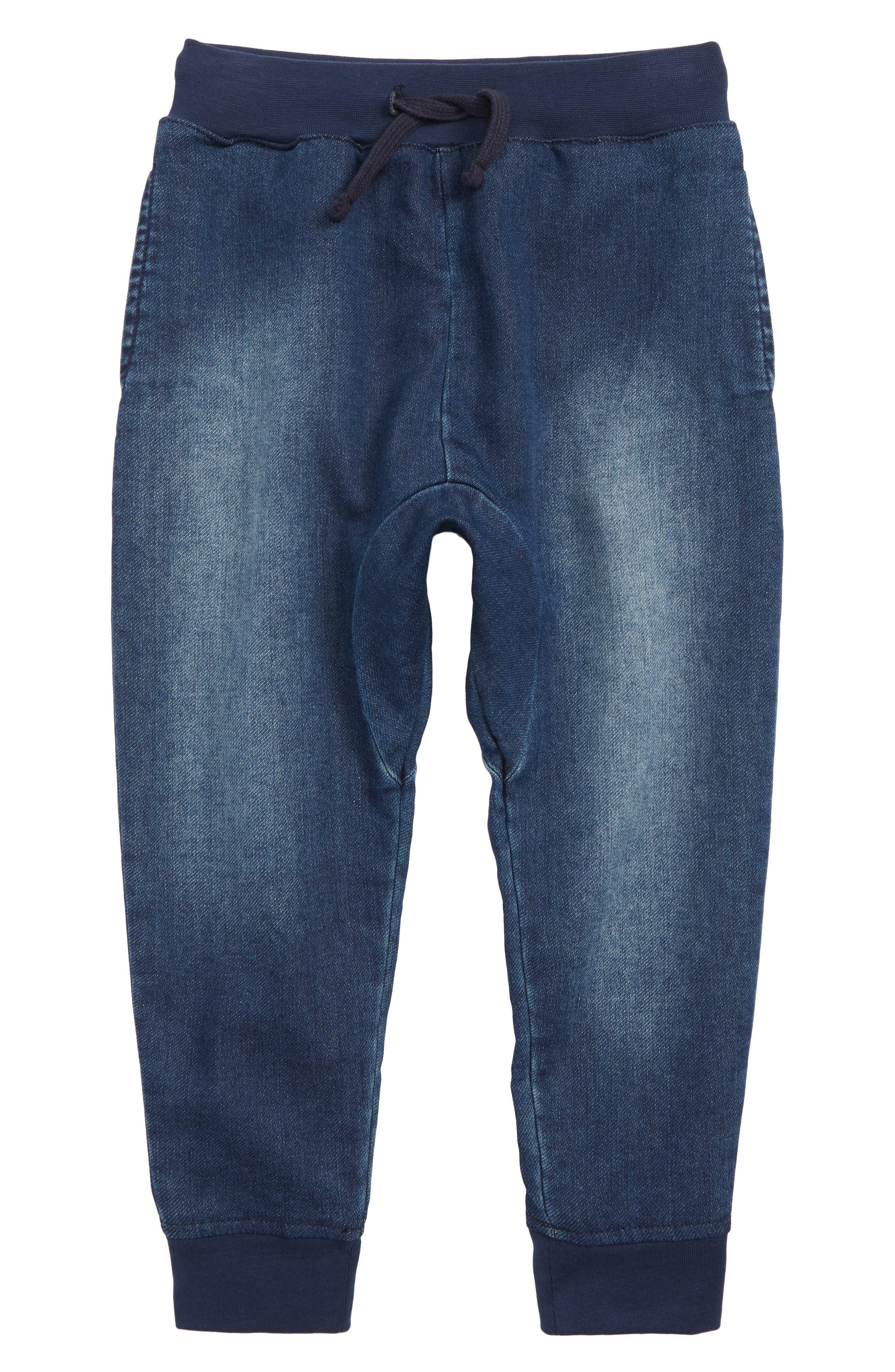 Denim Jogger Pants,                         Main,                         color, 420