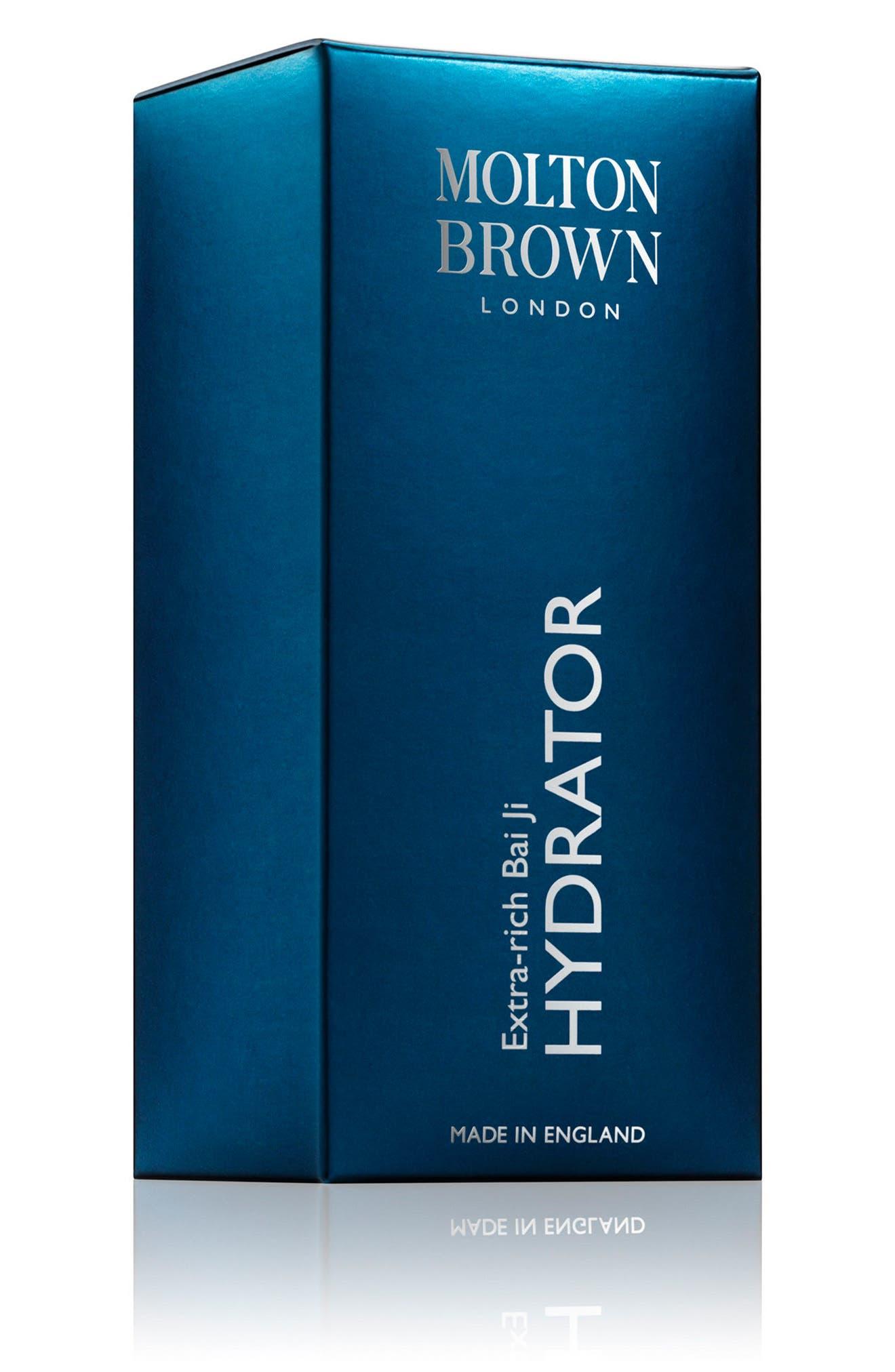 MOLTON BROWN LONDON,                             Extra Rich Bai Ji Hydrator,                             Alternate thumbnail 2, color,                             000
