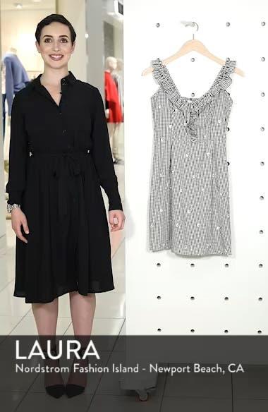 Jilly A-Line Cotton Dress, sales video thumbnail