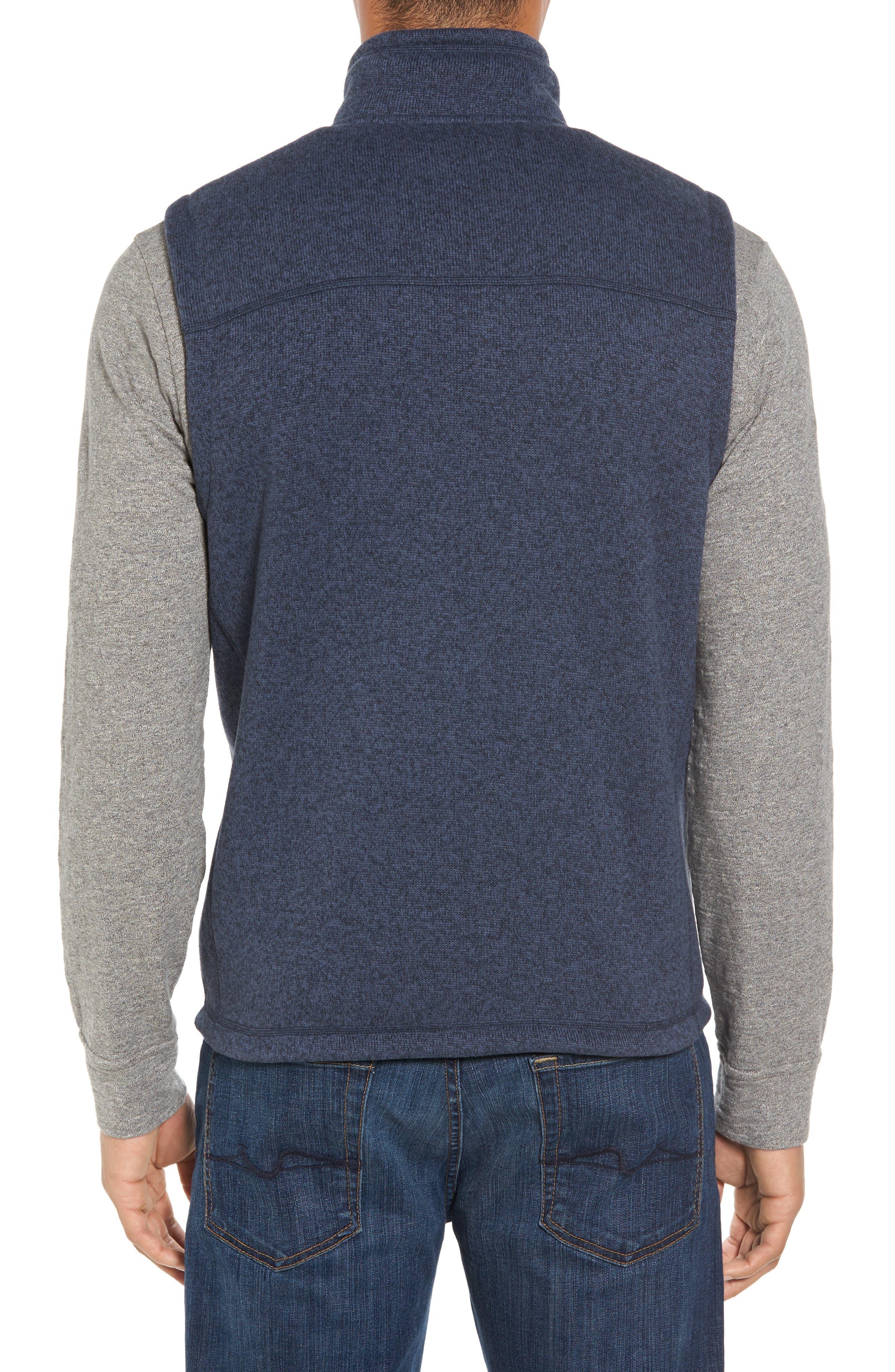 Gordon Lyons Zip Fleece Vest,                             Alternate thumbnail 10, color,