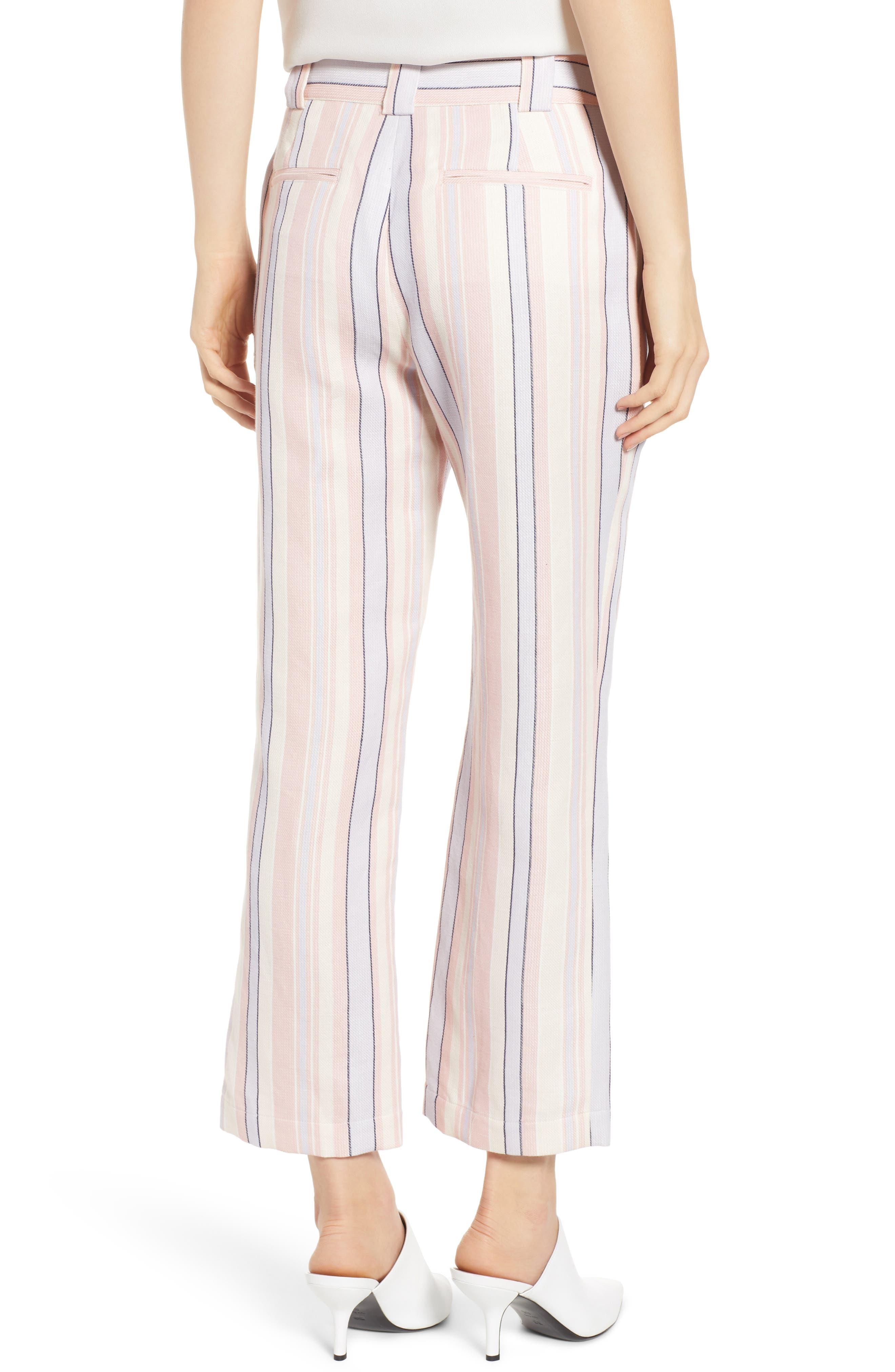 Ginger Stripe Pants,                             Alternate thumbnail 2, color,                             MULTI