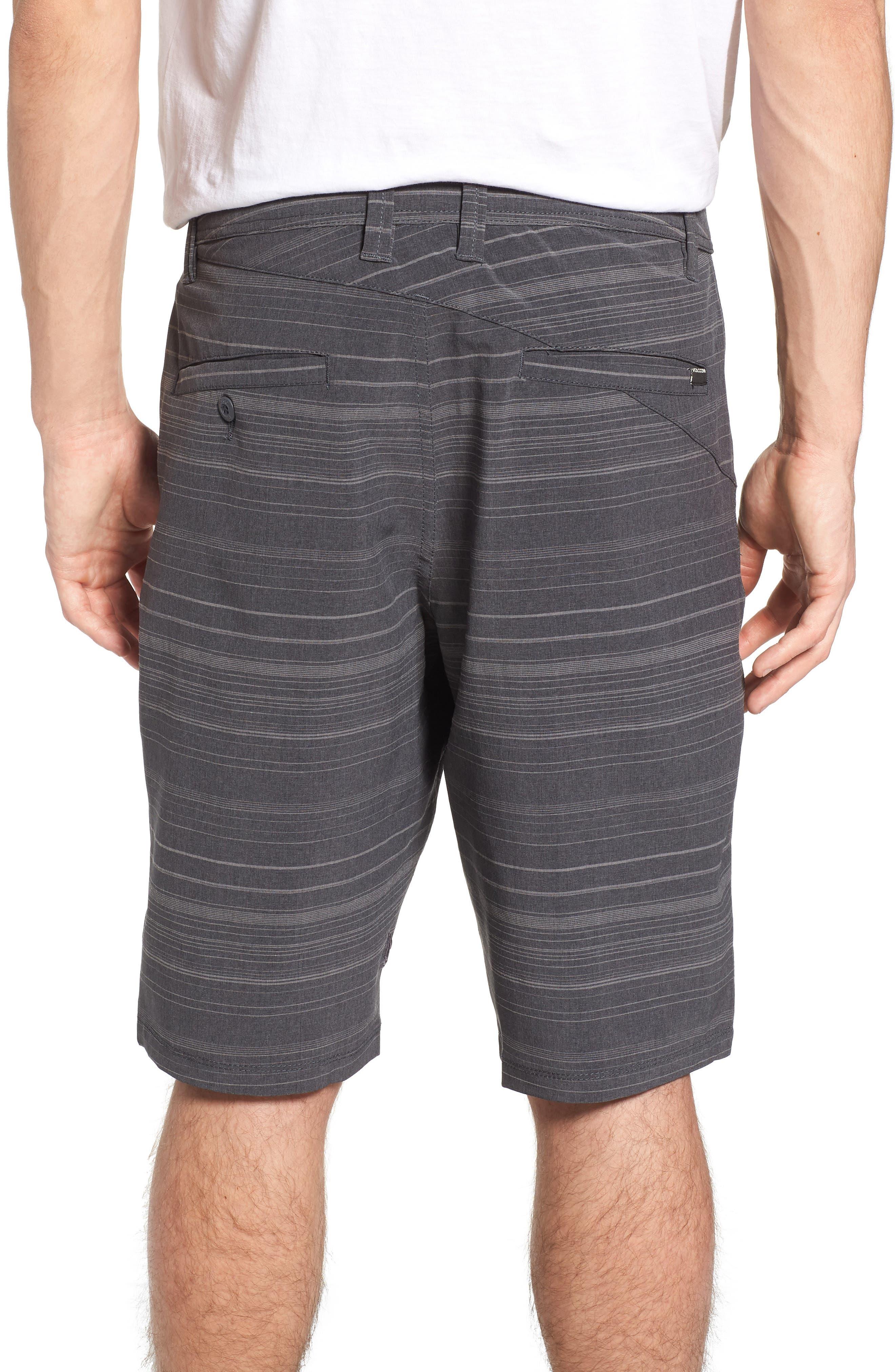Surf N' Turf Mix Hybrid Shorts,                             Alternate thumbnail 7, color,