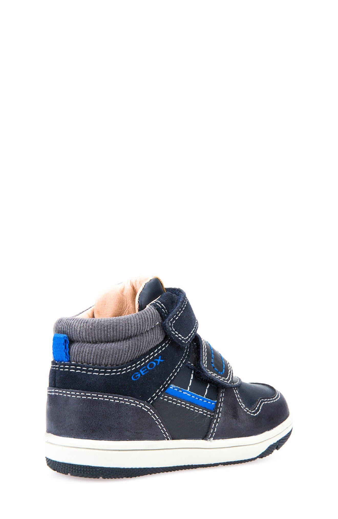 New Flick Mid Top Sneaker,                             Alternate thumbnail 2, color,                             002