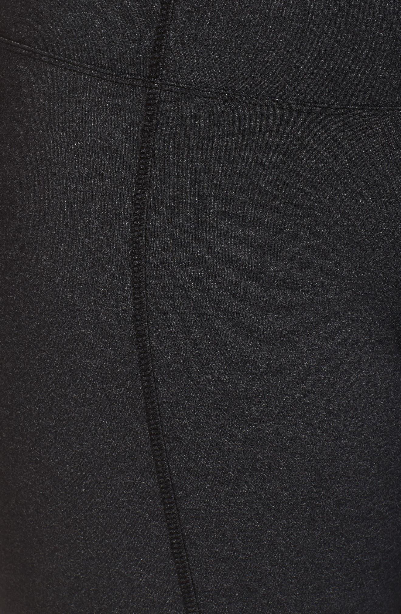 High Rise Control Top Bootcut Pants,                             Alternate thumbnail 5, color,                             003