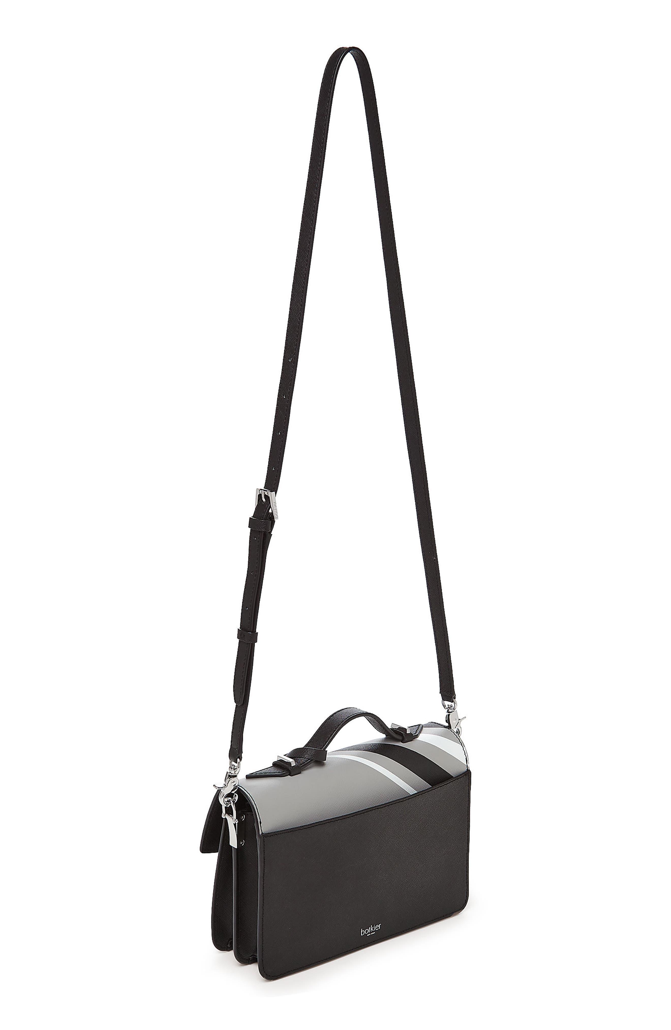 Cobble Hill Leather Crossbody Bag,                             Alternate thumbnail 28, color,