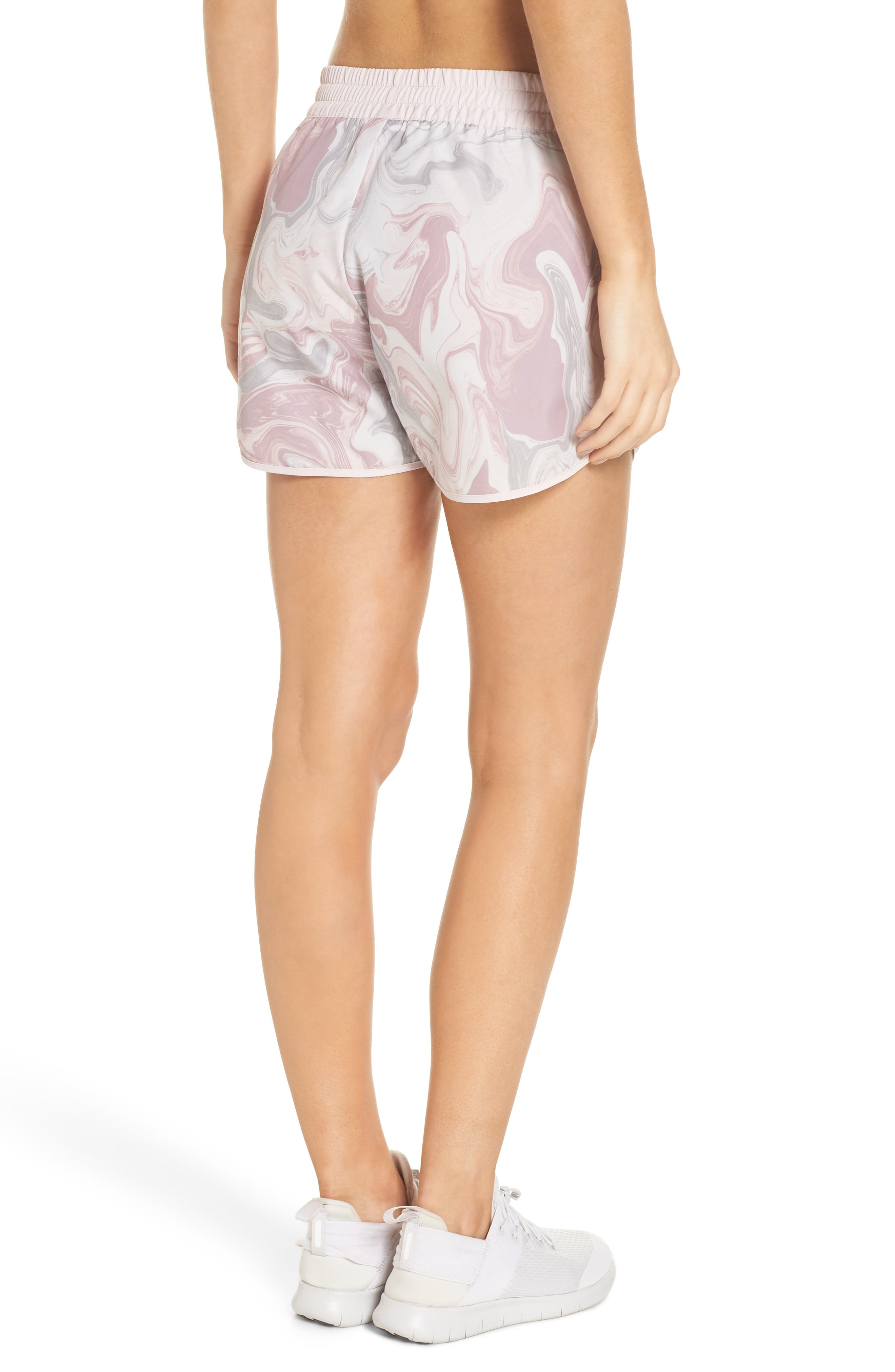 Sportswear Woven Shorts,                             Alternate thumbnail 2, color,                             ELEMENTAL ROSE/ BARELY ROSE