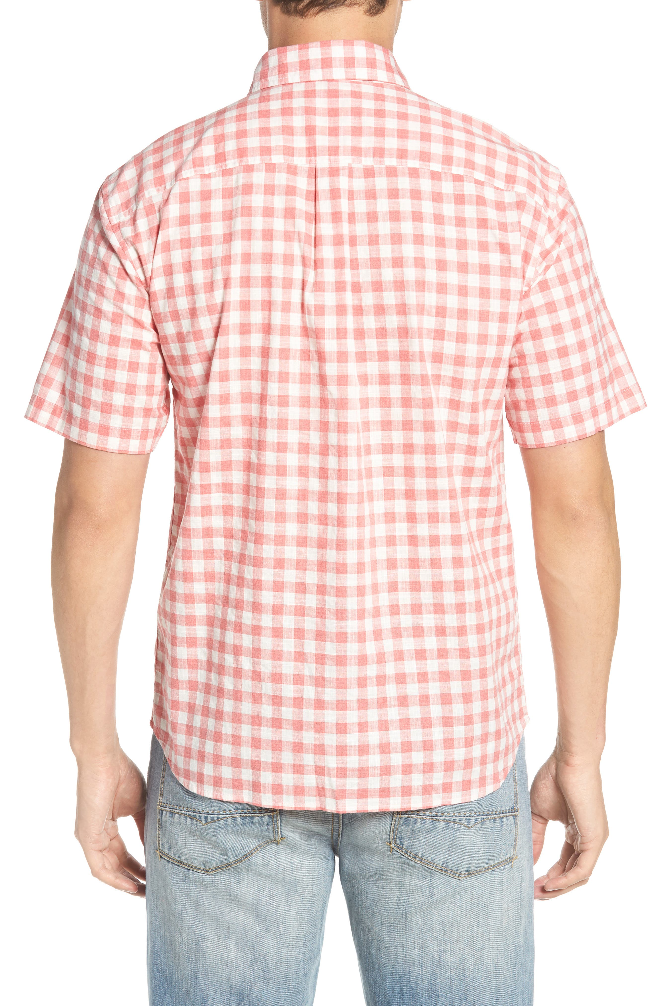 Watts Regular Fit Sport Shirt,                             Alternate thumbnail 2, color,                             CALYPSO