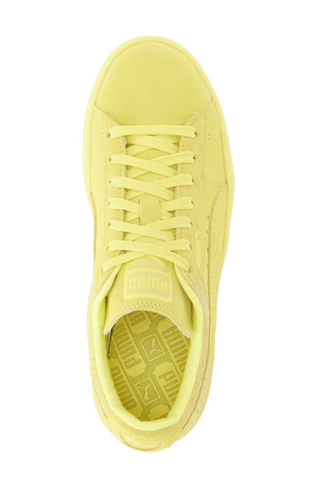 Suede Sneaker,                             Alternate thumbnail 83, color,