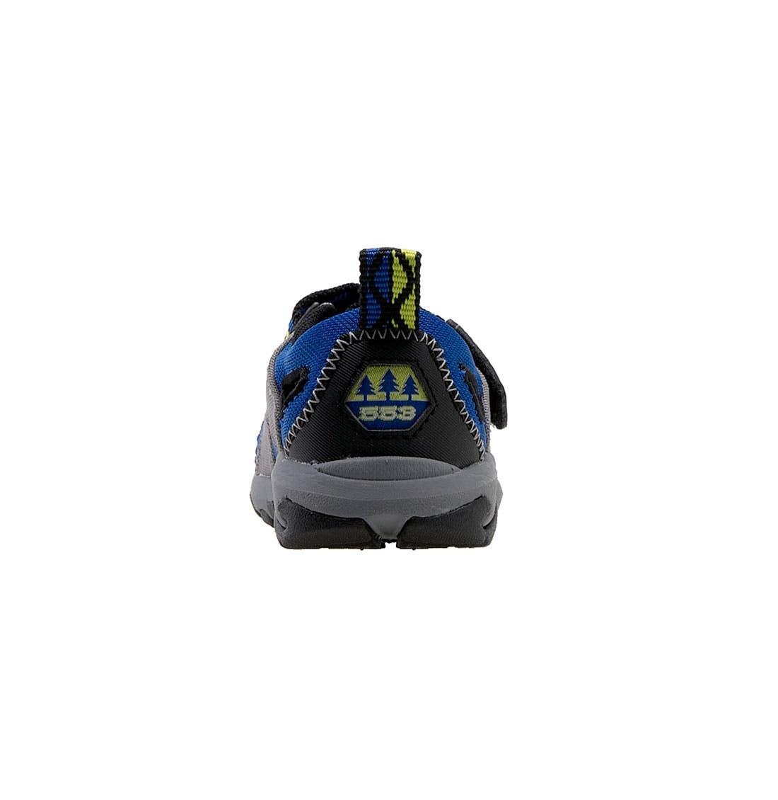 '553' Water Sandal,                             Alternate thumbnail 4, color,                             400