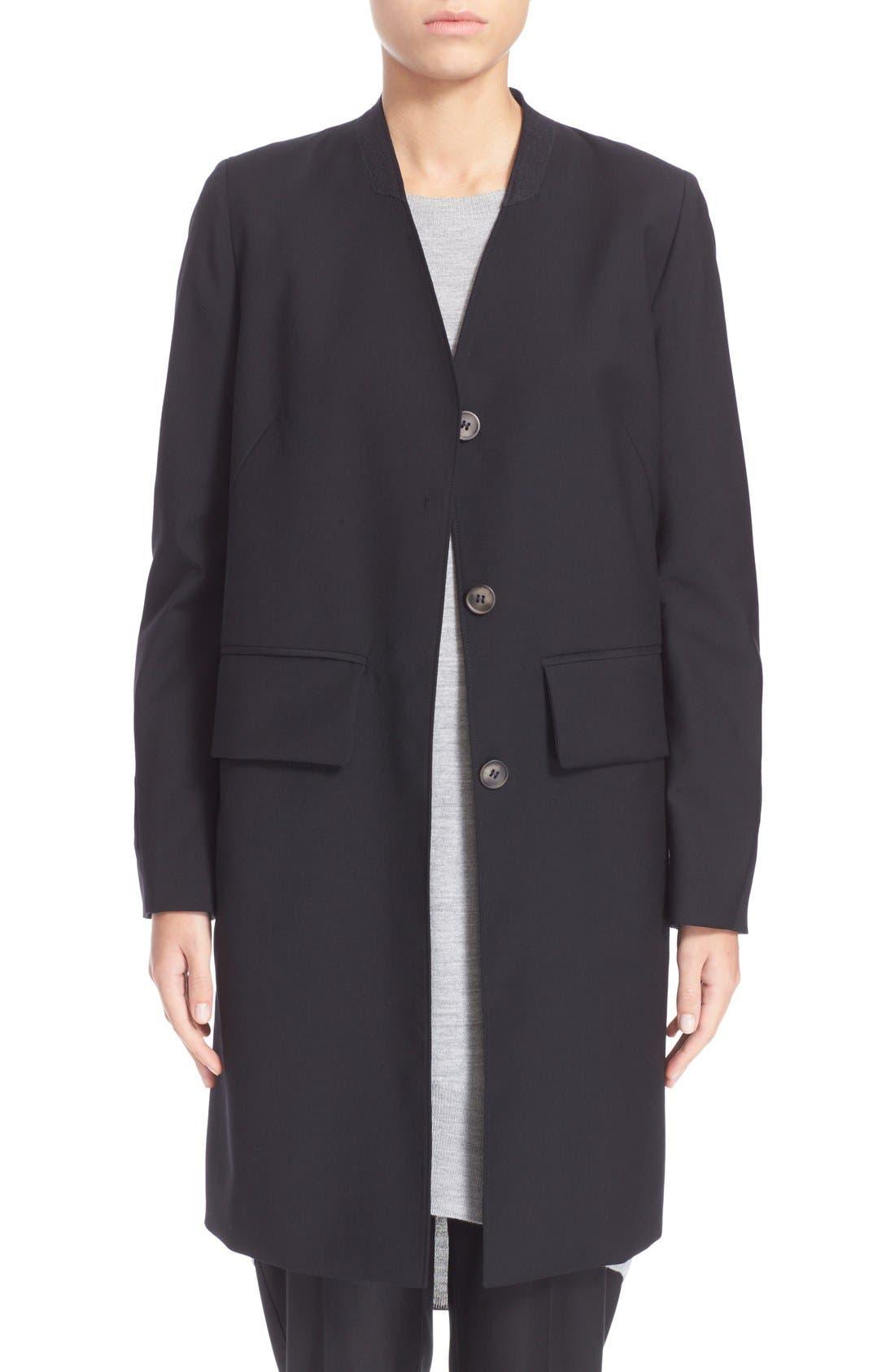 Wool Coat,                             Main thumbnail 1, color,                             001