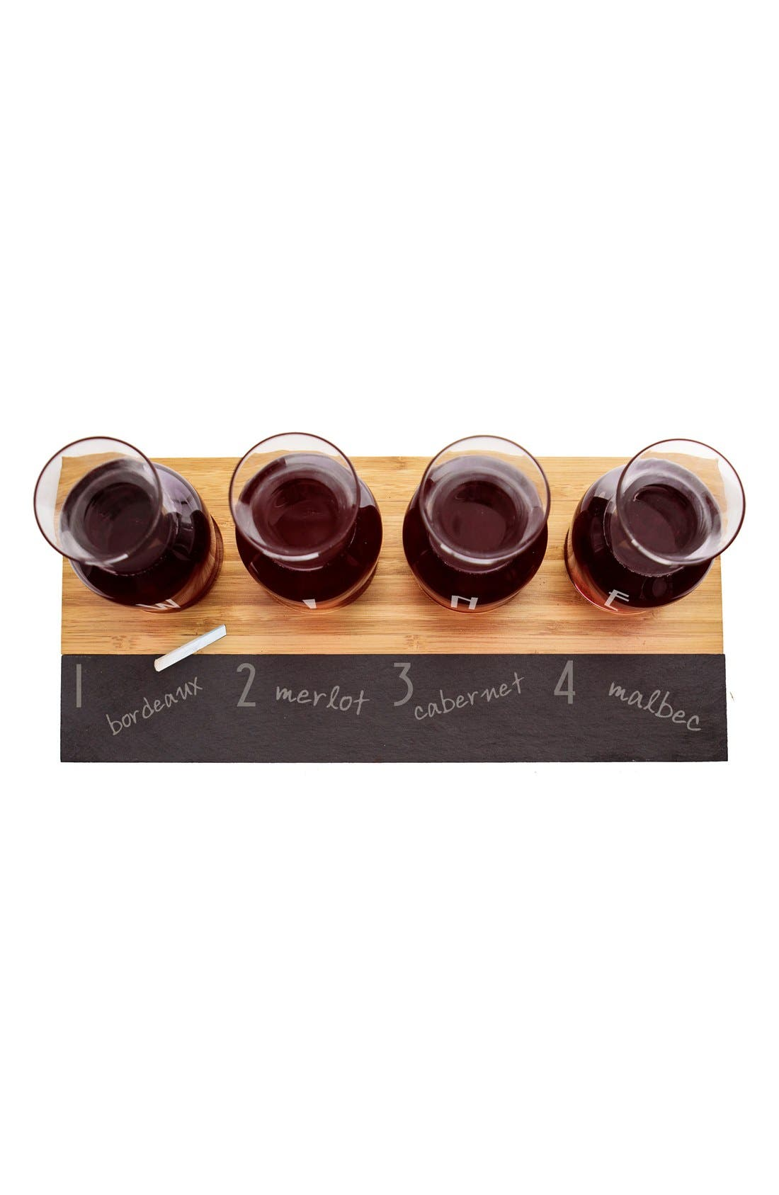 5-Piece Wine Tasting Flight,                             Alternate thumbnail 2, color,                             200