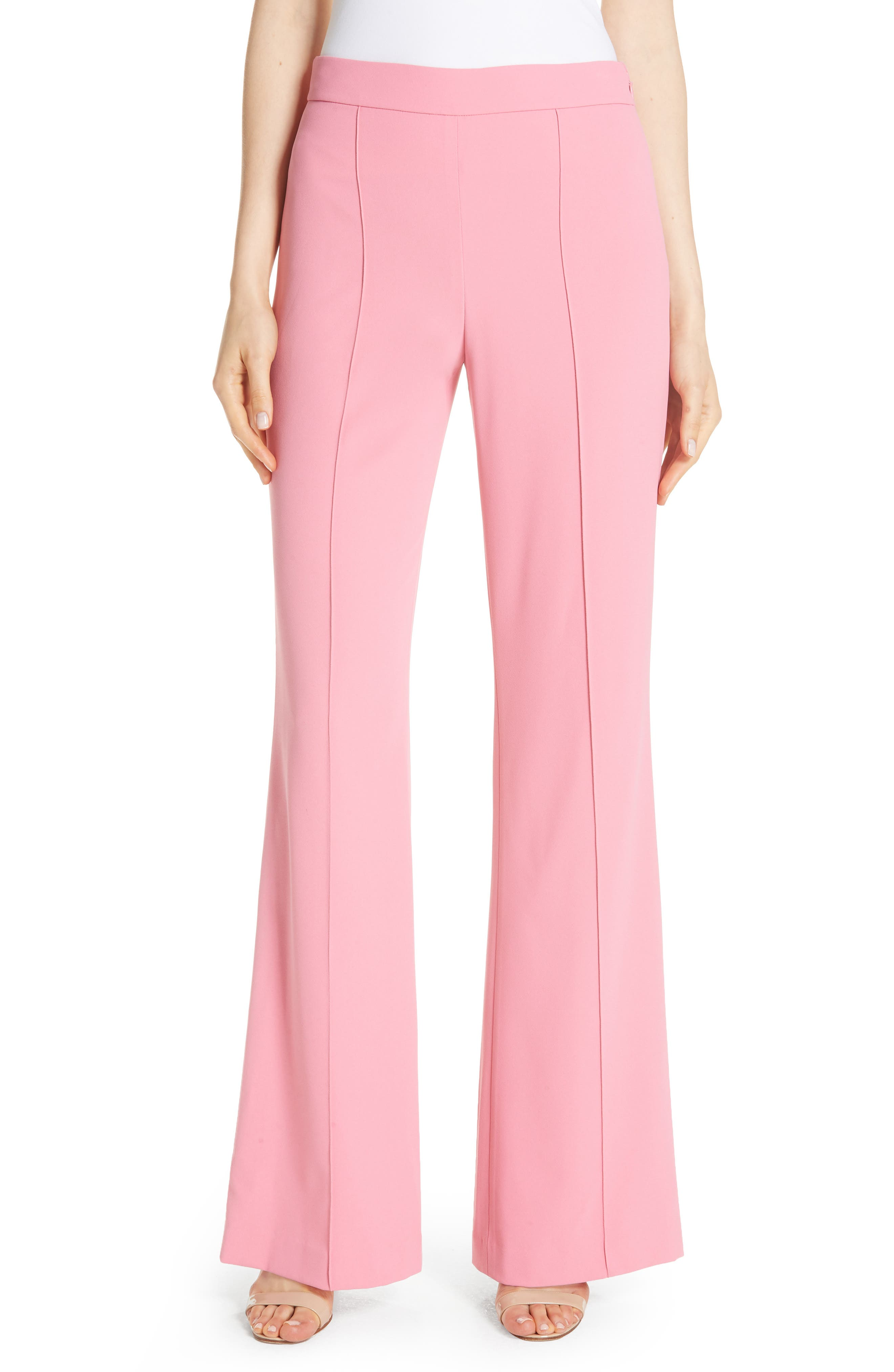 Jalisa High Waist Flare Pants,                         Main,                         color, 650