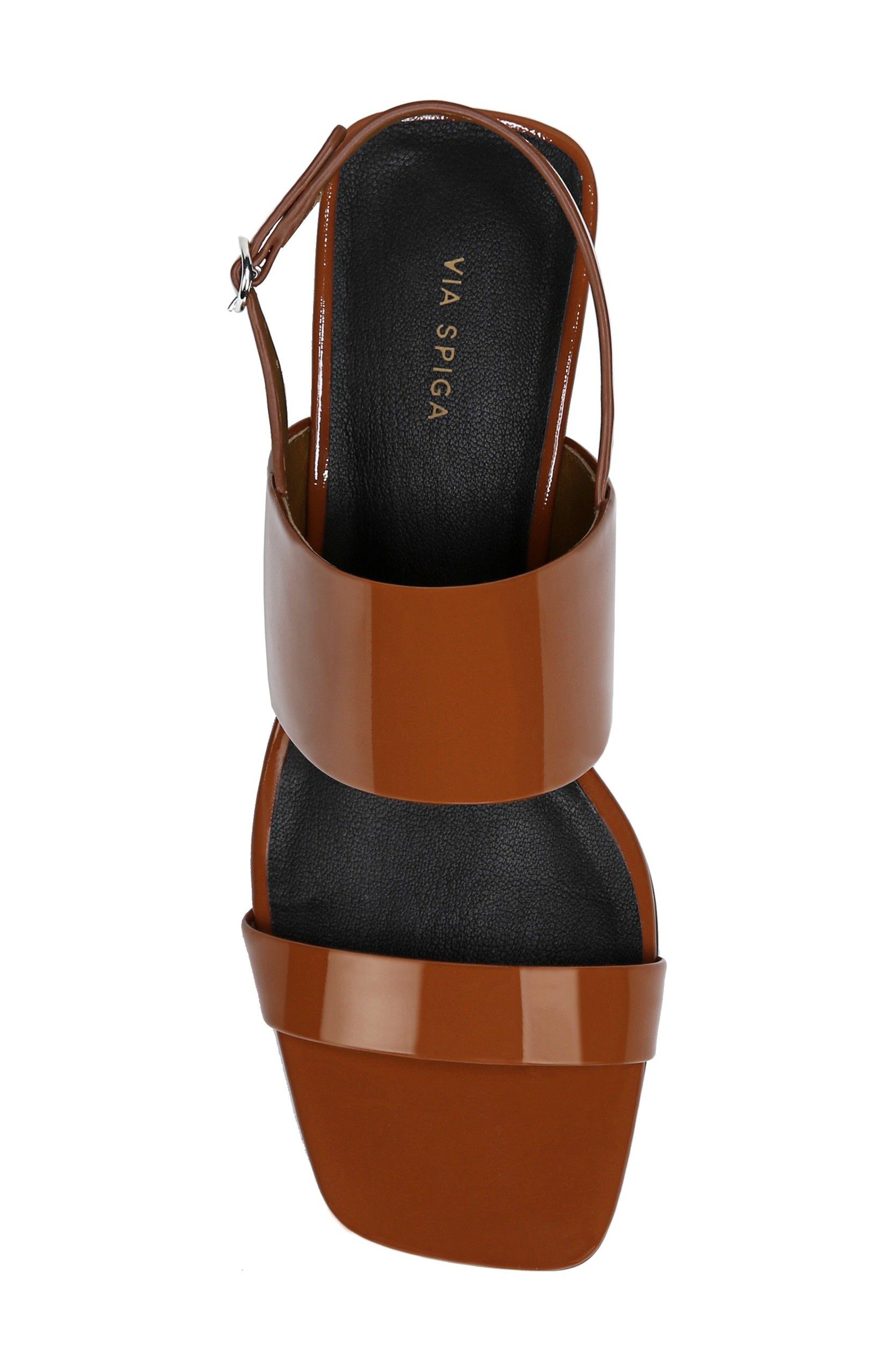 Forte Block Heel Sandal,                             Alternate thumbnail 40, color,