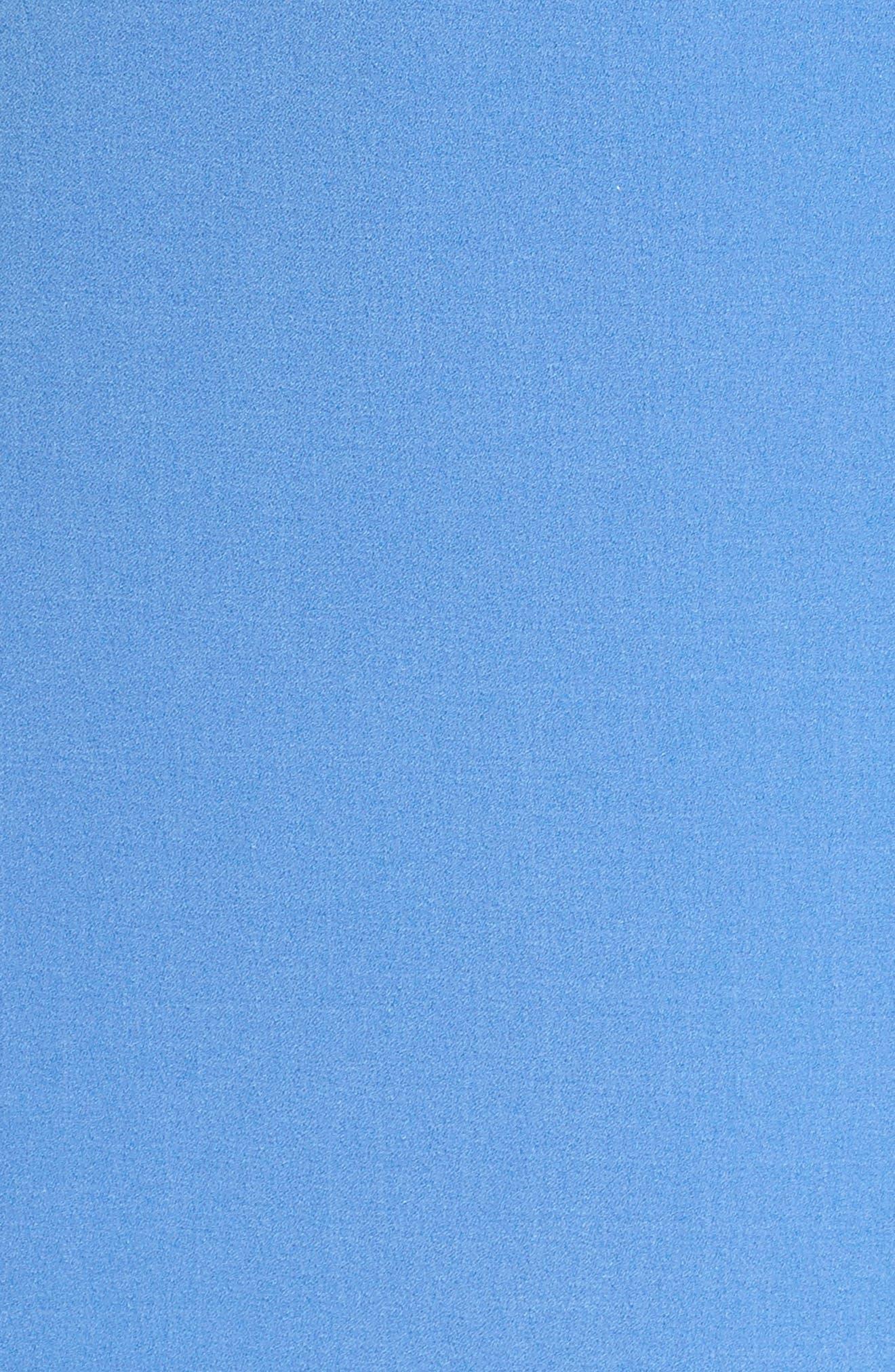 Ruffle Shift Dress,                             Alternate thumbnail 5, color,                             450