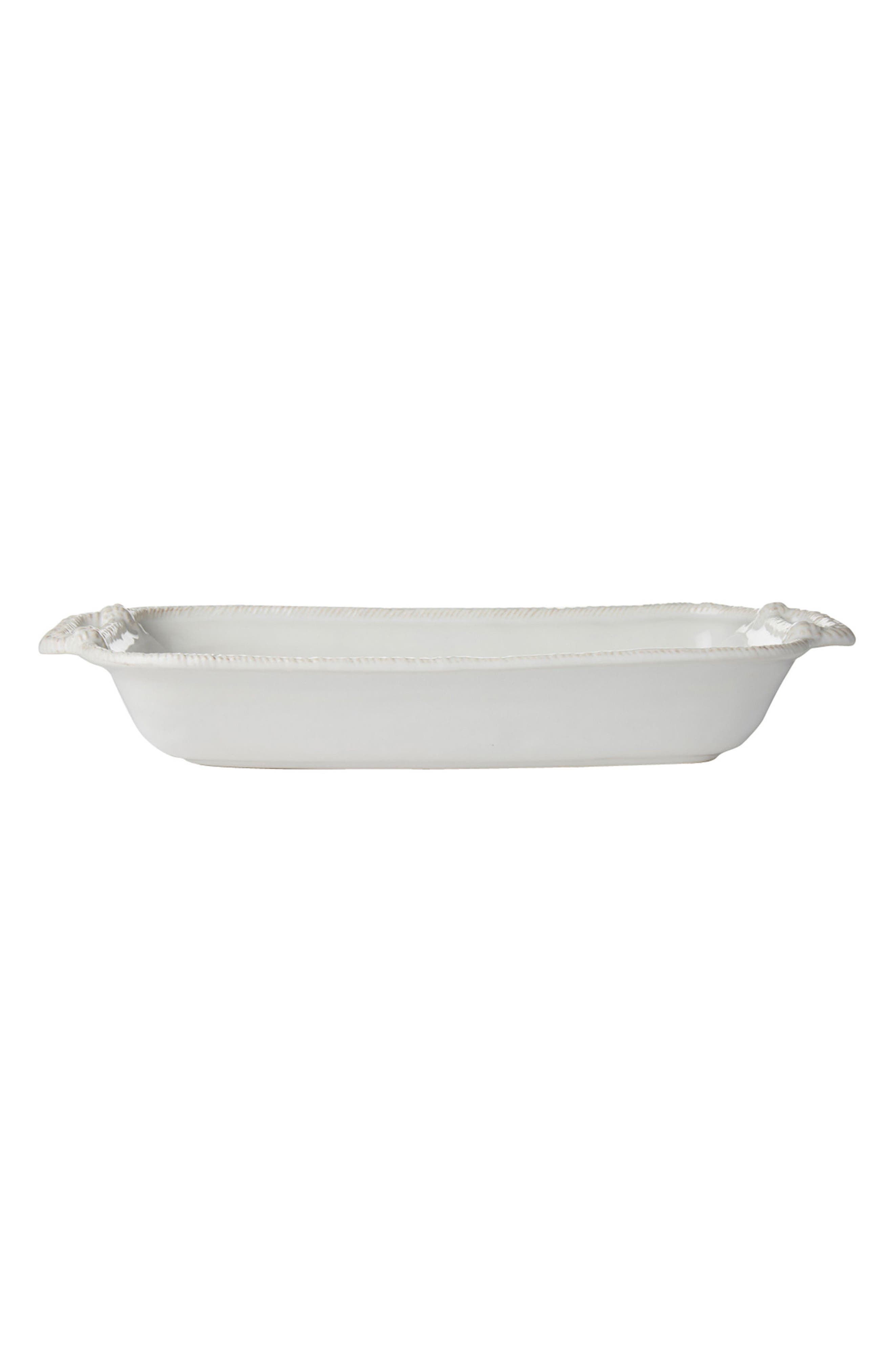 Le Panier 2-Quart Rectangular Baking Dish,                             Alternate thumbnail 2, color,                             WHITEWASH