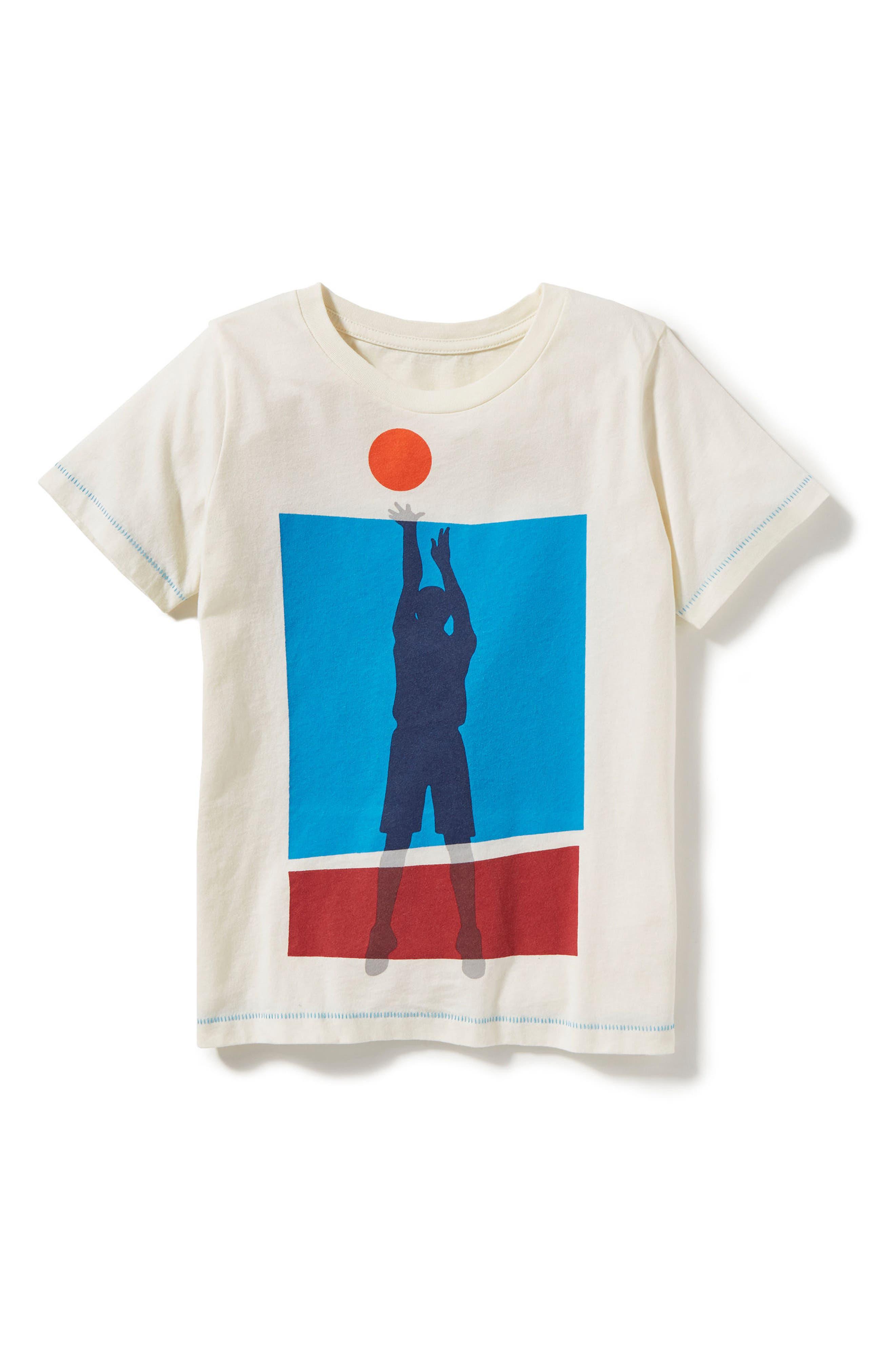 Basketball Practice T-Shirt,                             Alternate thumbnail 3, color,                             906