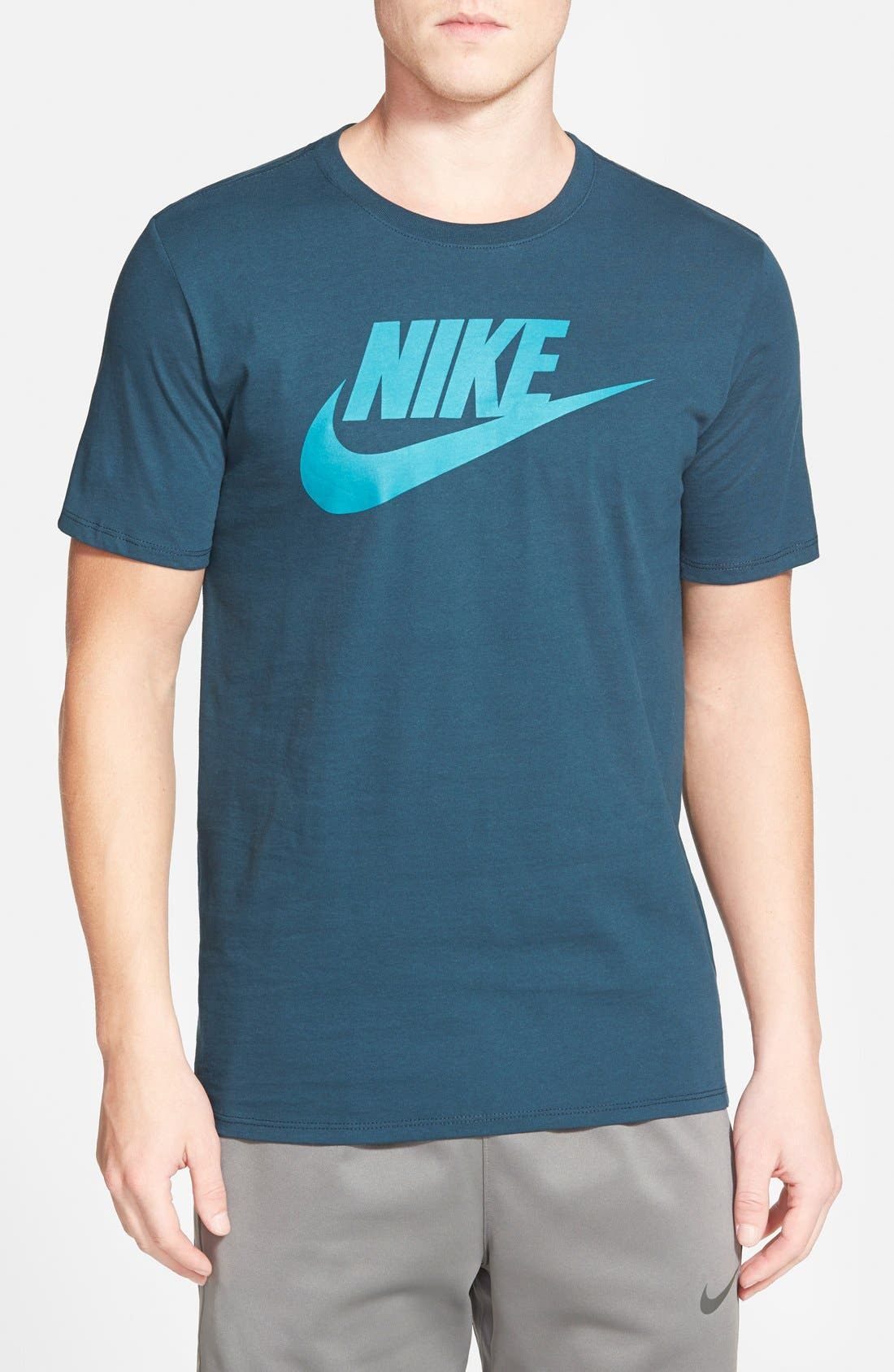 'Tee-Futura Icon' Graphic T-Shirt,                             Main thumbnail 17, color,