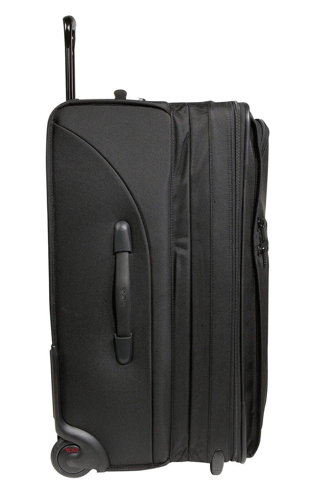 'Alpha - Medium' Wheeled Expandable Bag,                             Alternate thumbnail 3, color,                             001