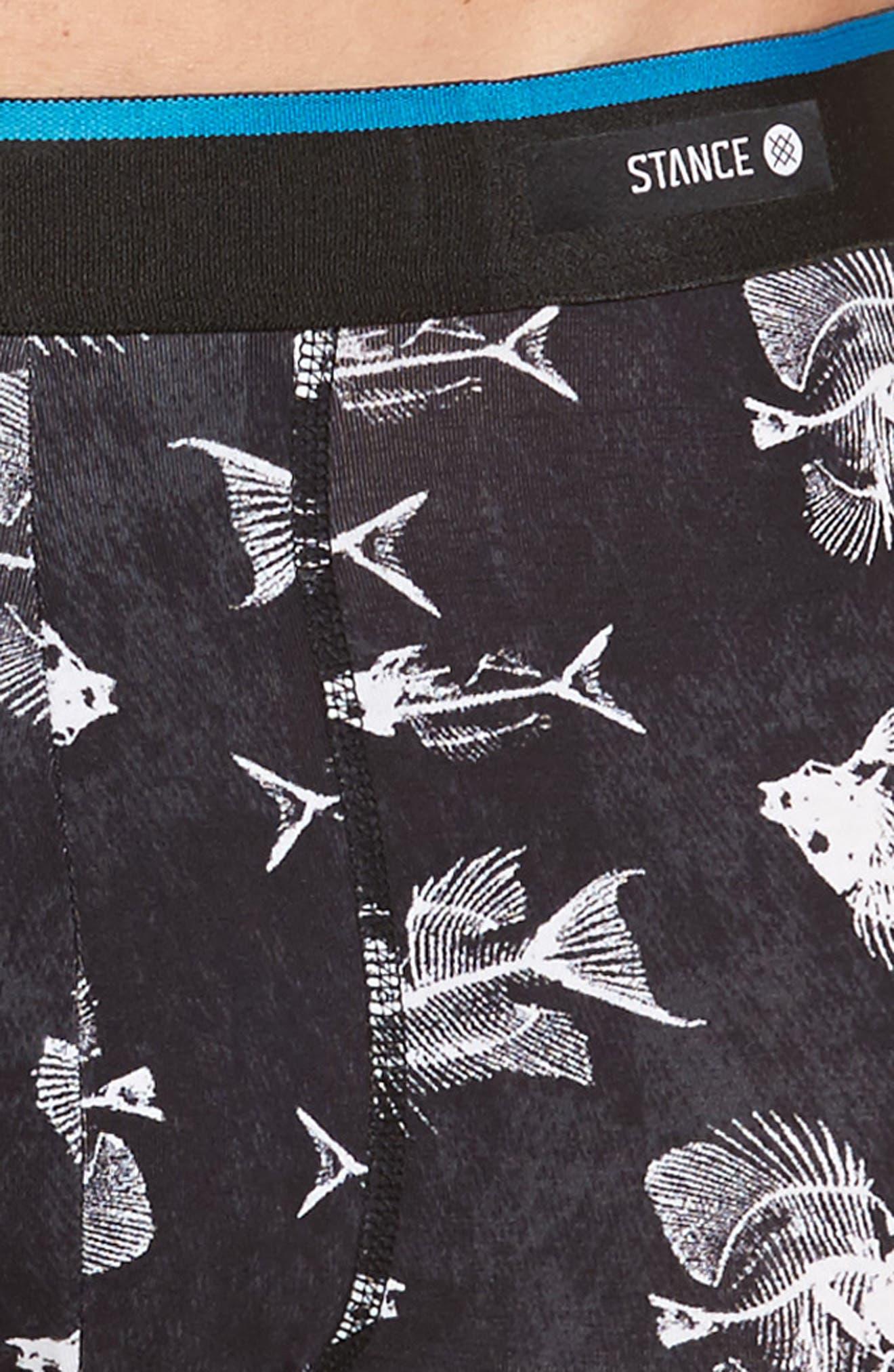 Fish Bones Boxer Briefs,                             Alternate thumbnail 7, color,
