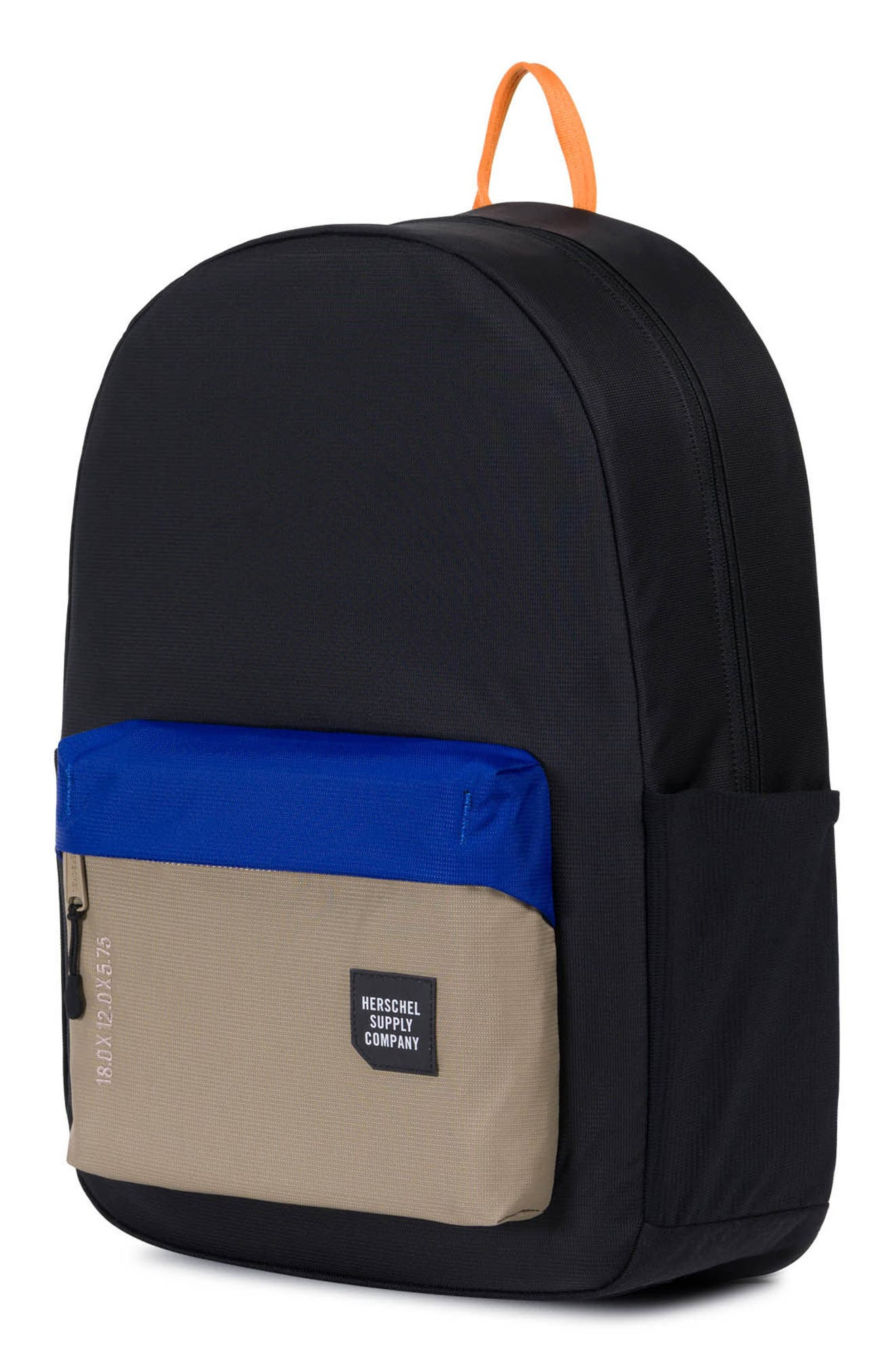 HERSCHEL SUPPLY CO.,                             Herschel Rundle Trail Collection Backpack,                             Alternate thumbnail 4, color,                             253