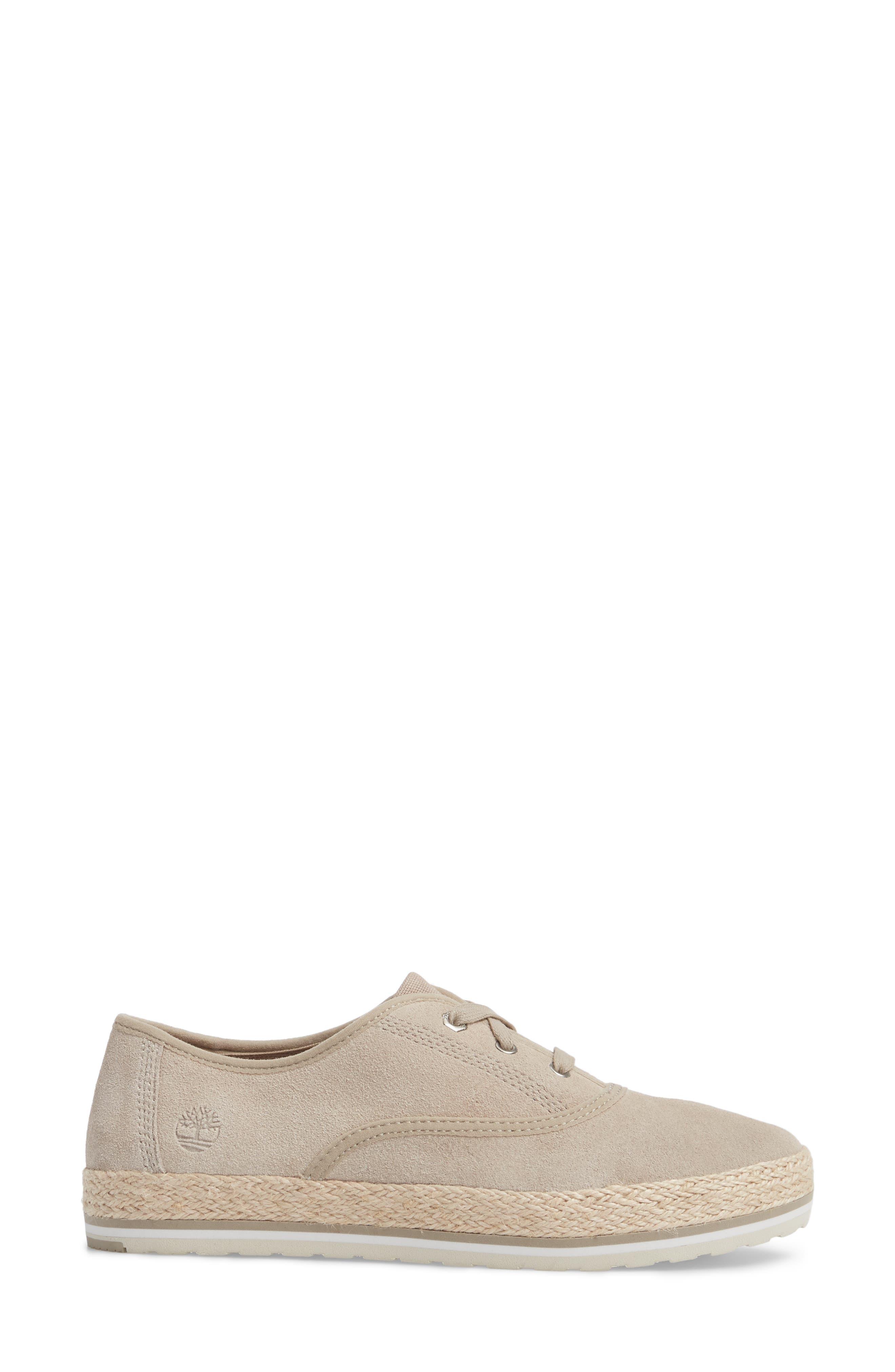 Eivissa Sea Oxford Sneaker,                             Alternate thumbnail 3, color,                             270