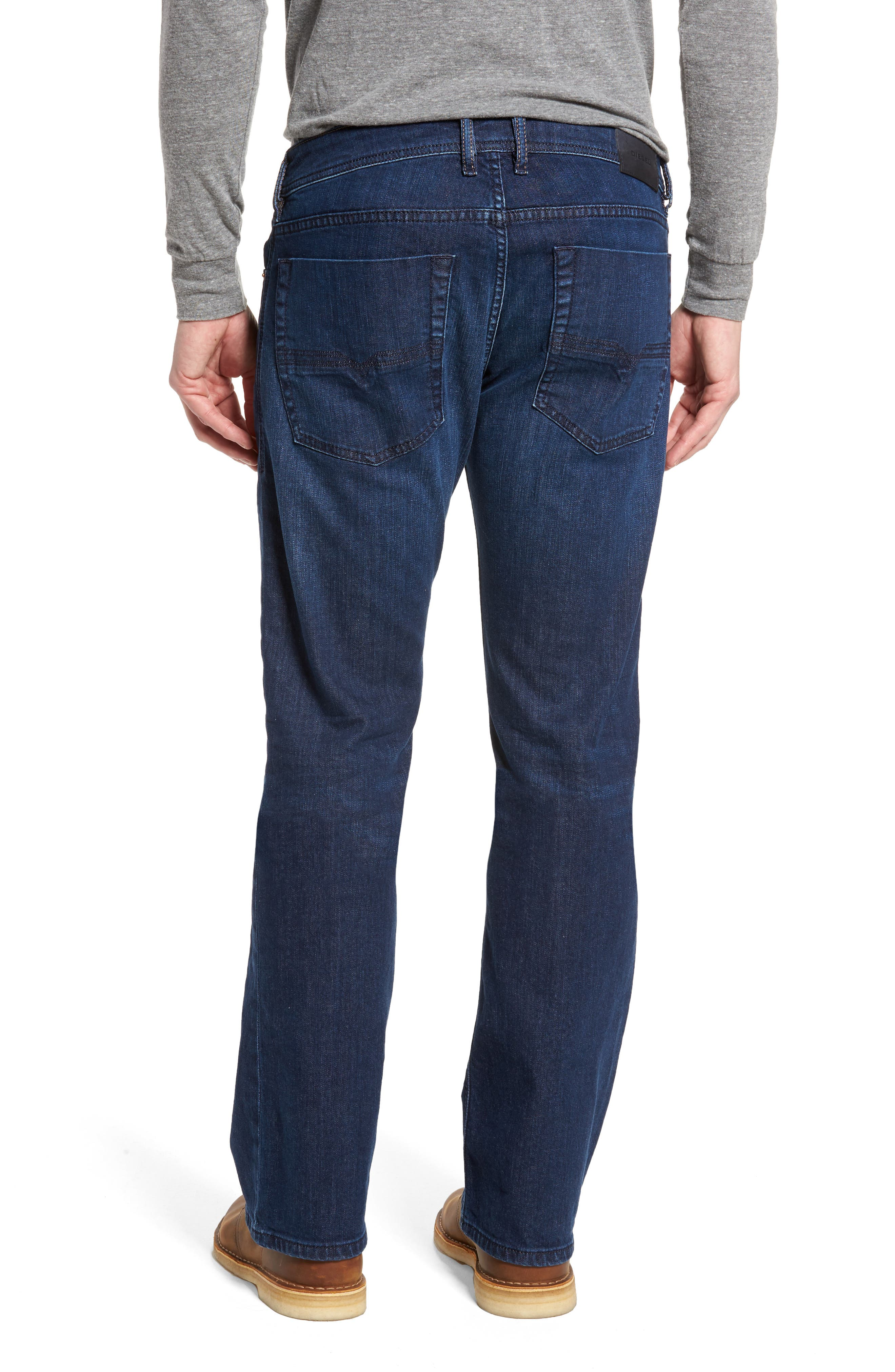 Zatiny Bootcut Jeans,                             Alternate thumbnail 2, color,                             400