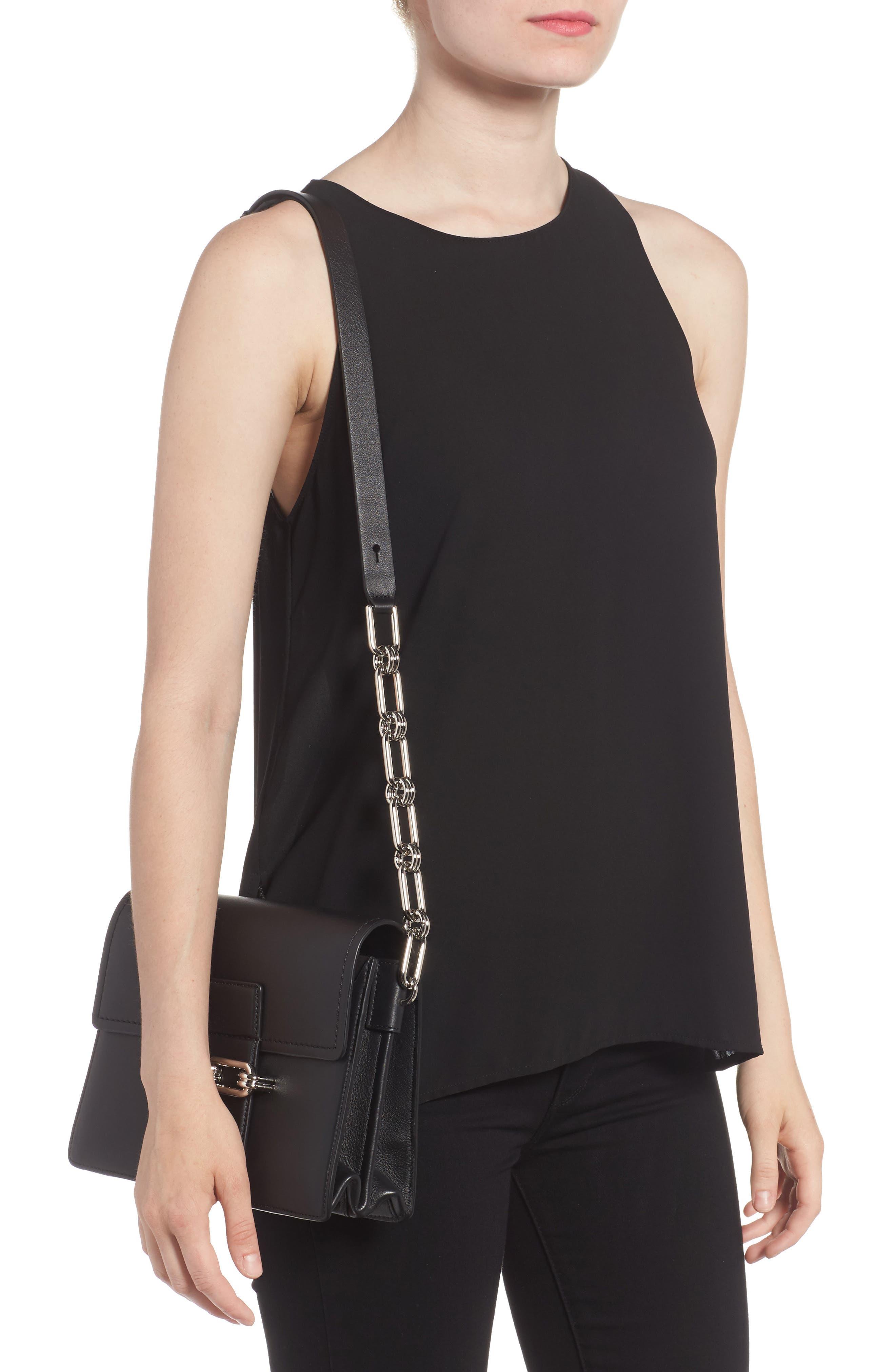 Medium Shoulder Bag,                             Alternate thumbnail 2, color,                             001