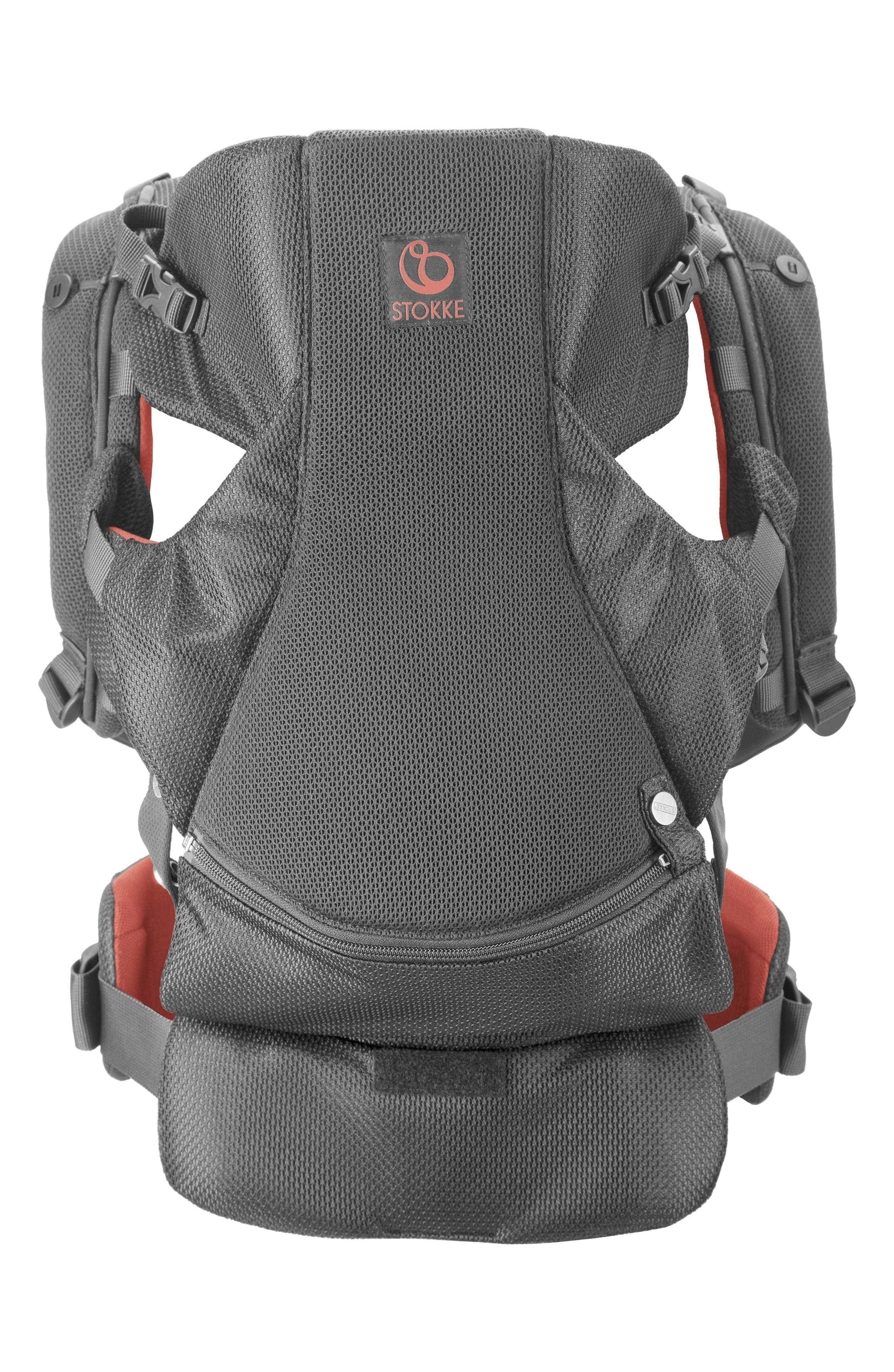 Infant Stokke Mycarrier(TM) Front Baby Carrier Size One Size  Coral