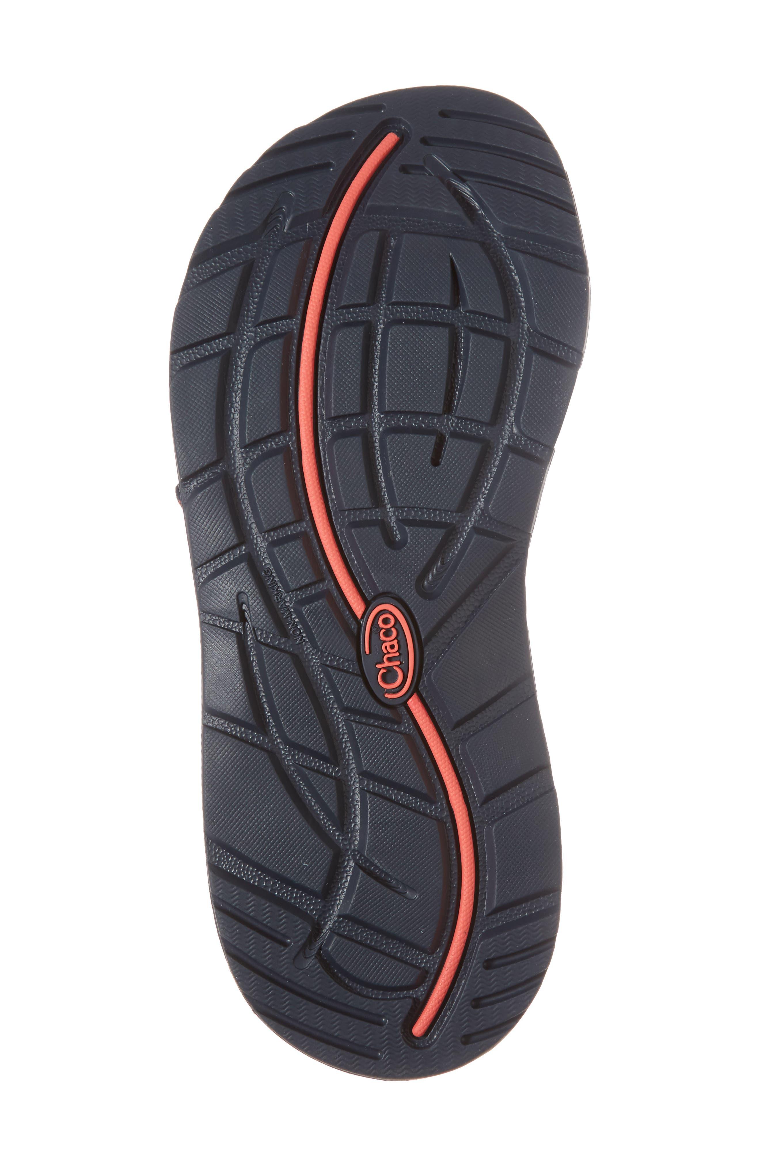 Mega Z/Cloud Sport Sandal,                             Alternate thumbnail 6, color,                             BLAZER NAVY