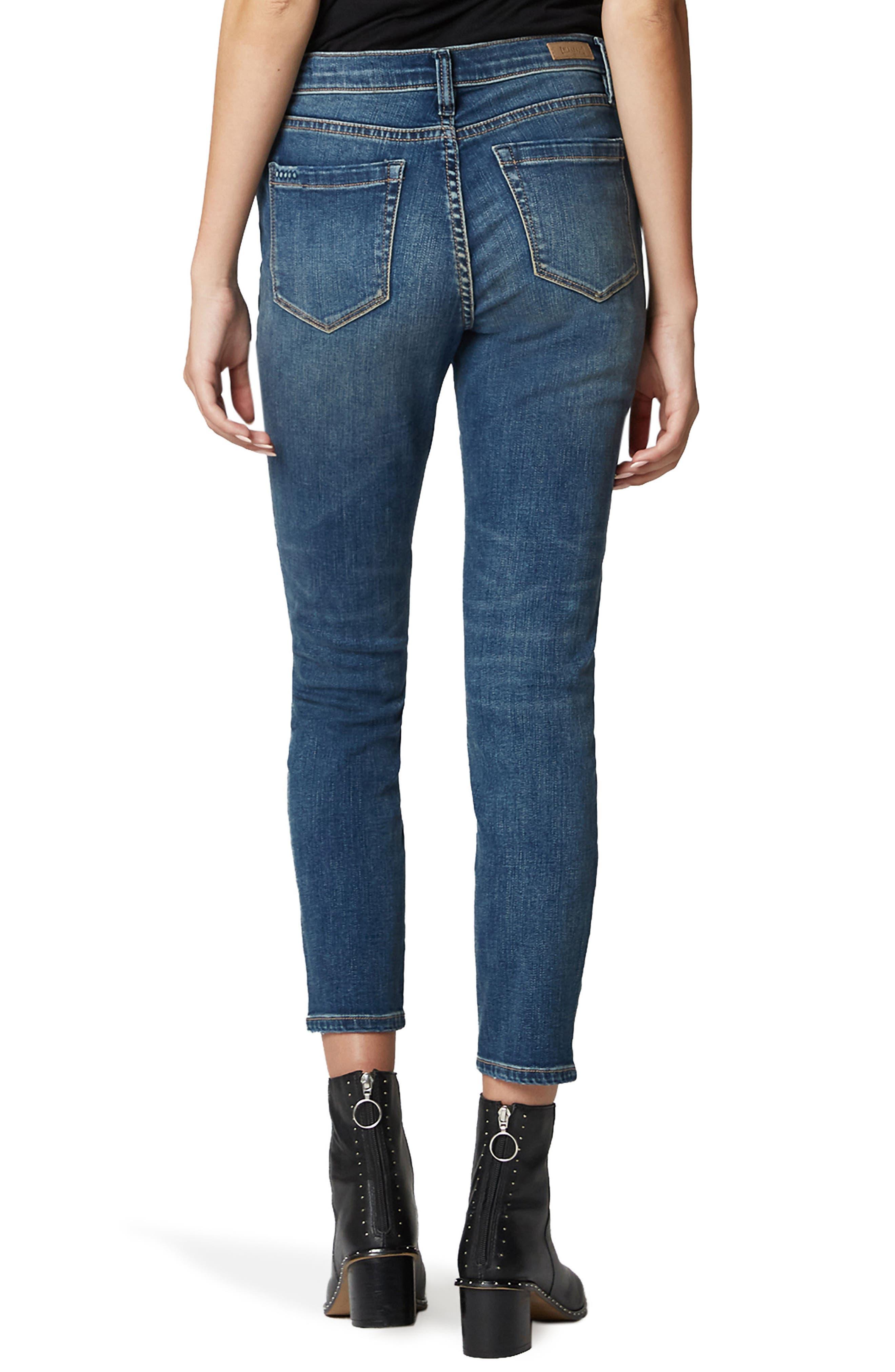 Skinny Jeans,                             Alternate thumbnail 2, color,                             VENDETTA