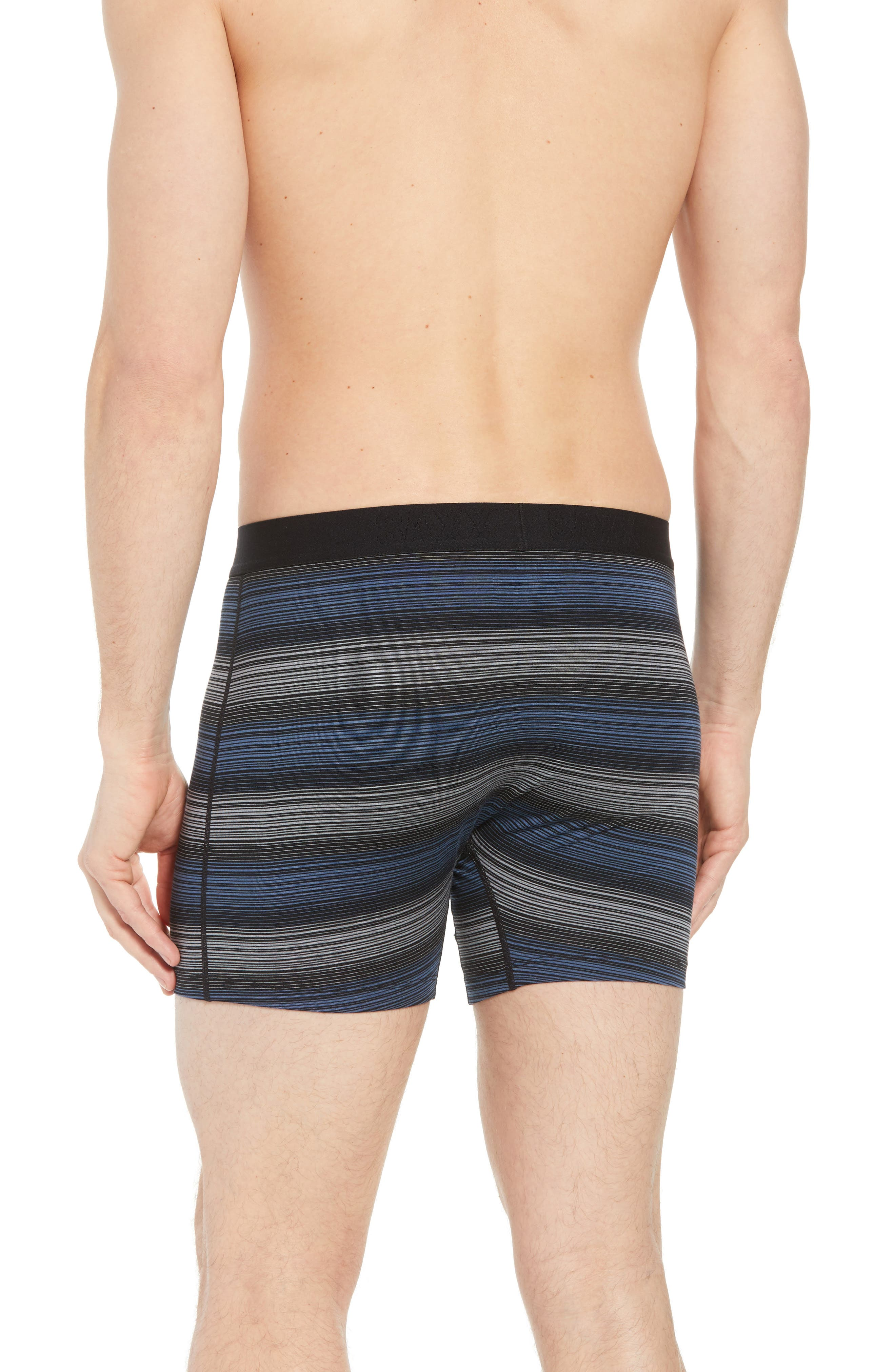 Vibe Modern Fit Boxer Brief,                             Alternate thumbnail 2, color,                             OMBRE STRIPE