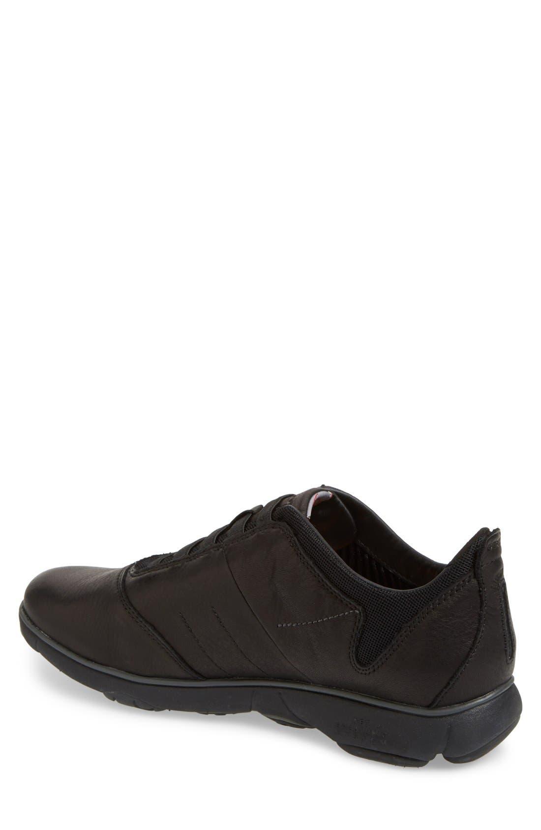 'Nebula 8' Sneaker,                             Alternate thumbnail 8, color,                             BLACK