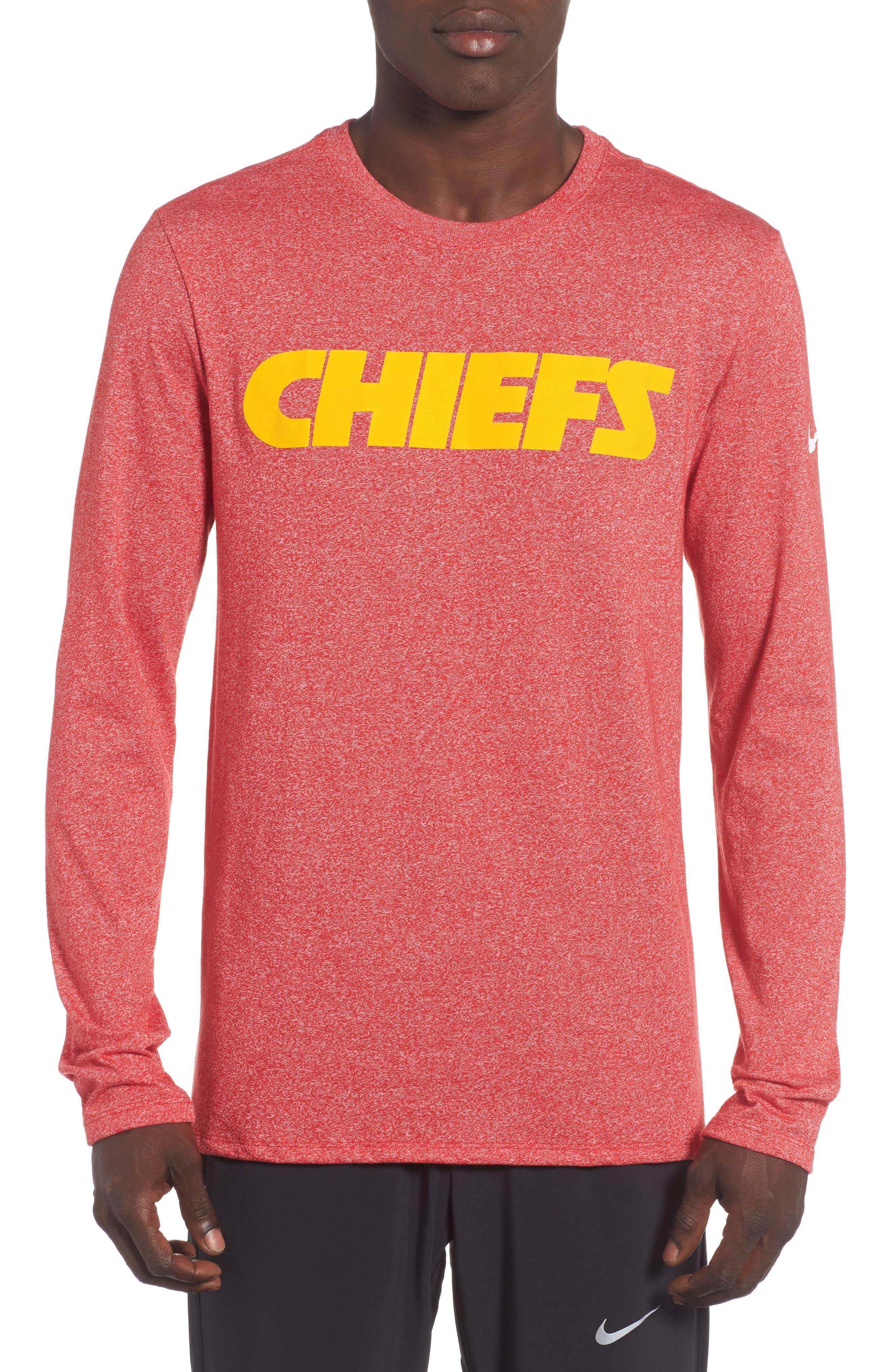 NFL Graphic Long Sleeve T-Shirt,                             Main thumbnail 8, color,