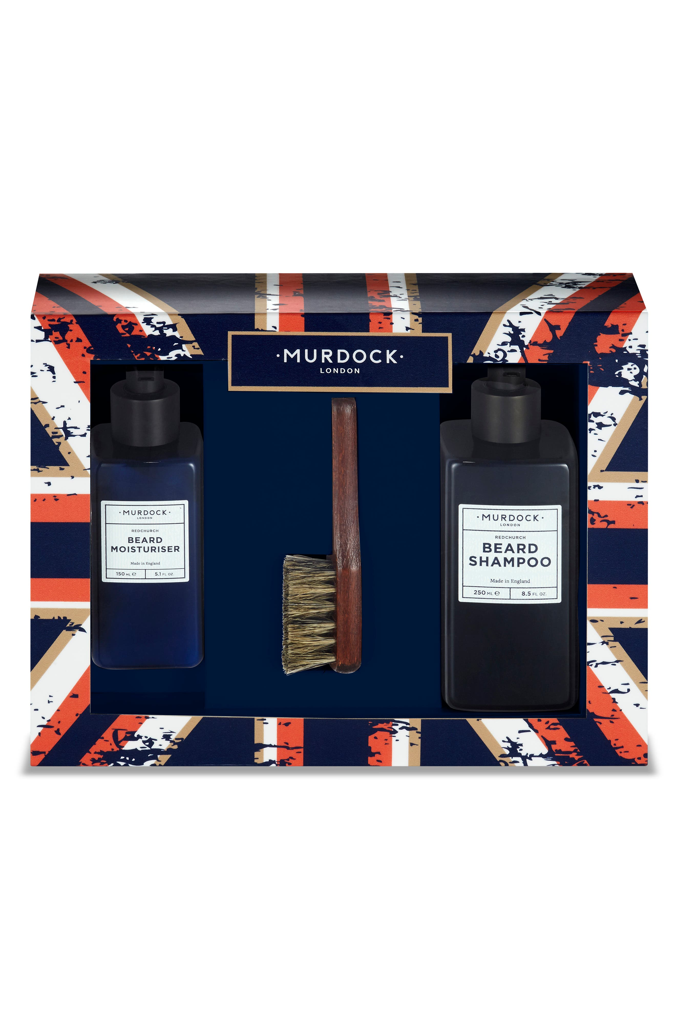 MURDOCK LONDON Heroes Beard Set