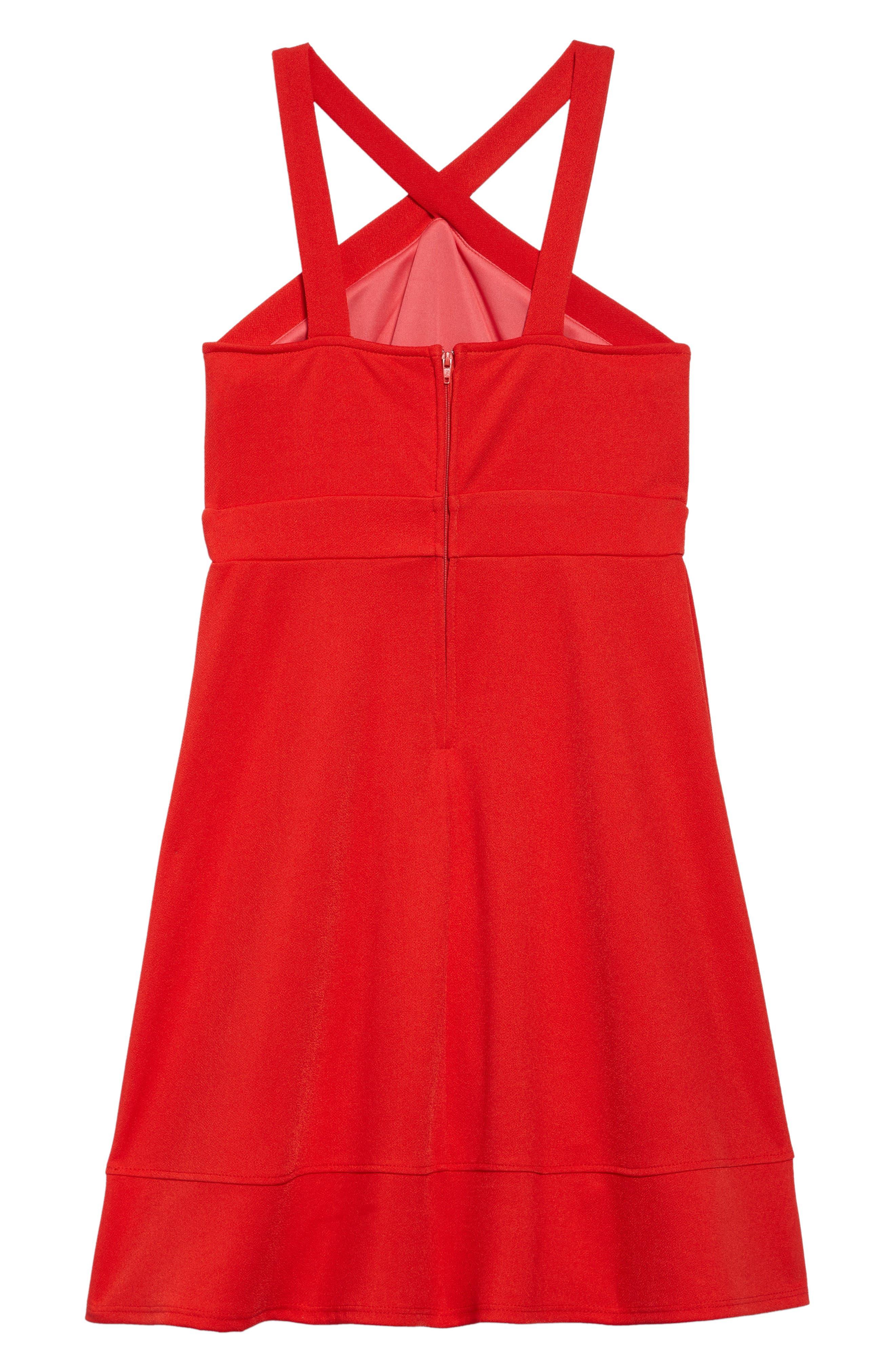 High Neck Sheath Dress,                             Alternate thumbnail 2, color,                             888