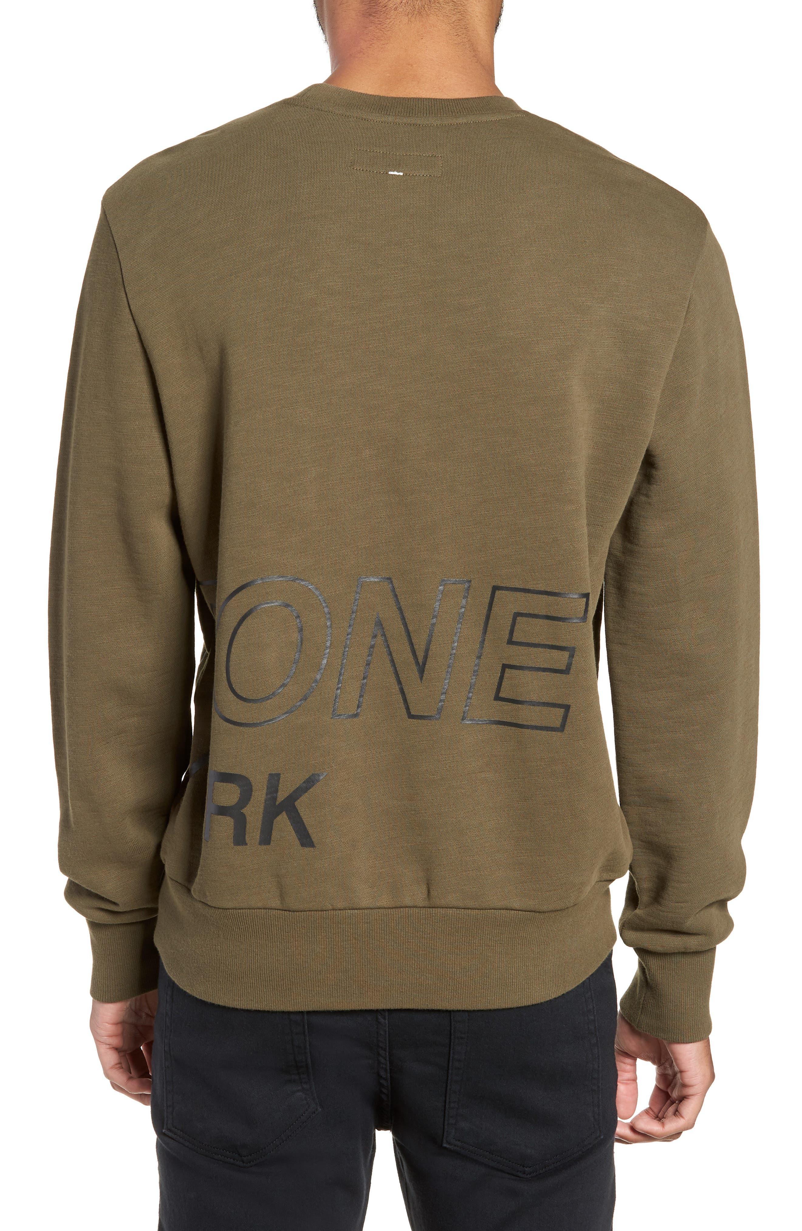 Crewneck Sweatshirt,                             Alternate thumbnail 2, color,                             319