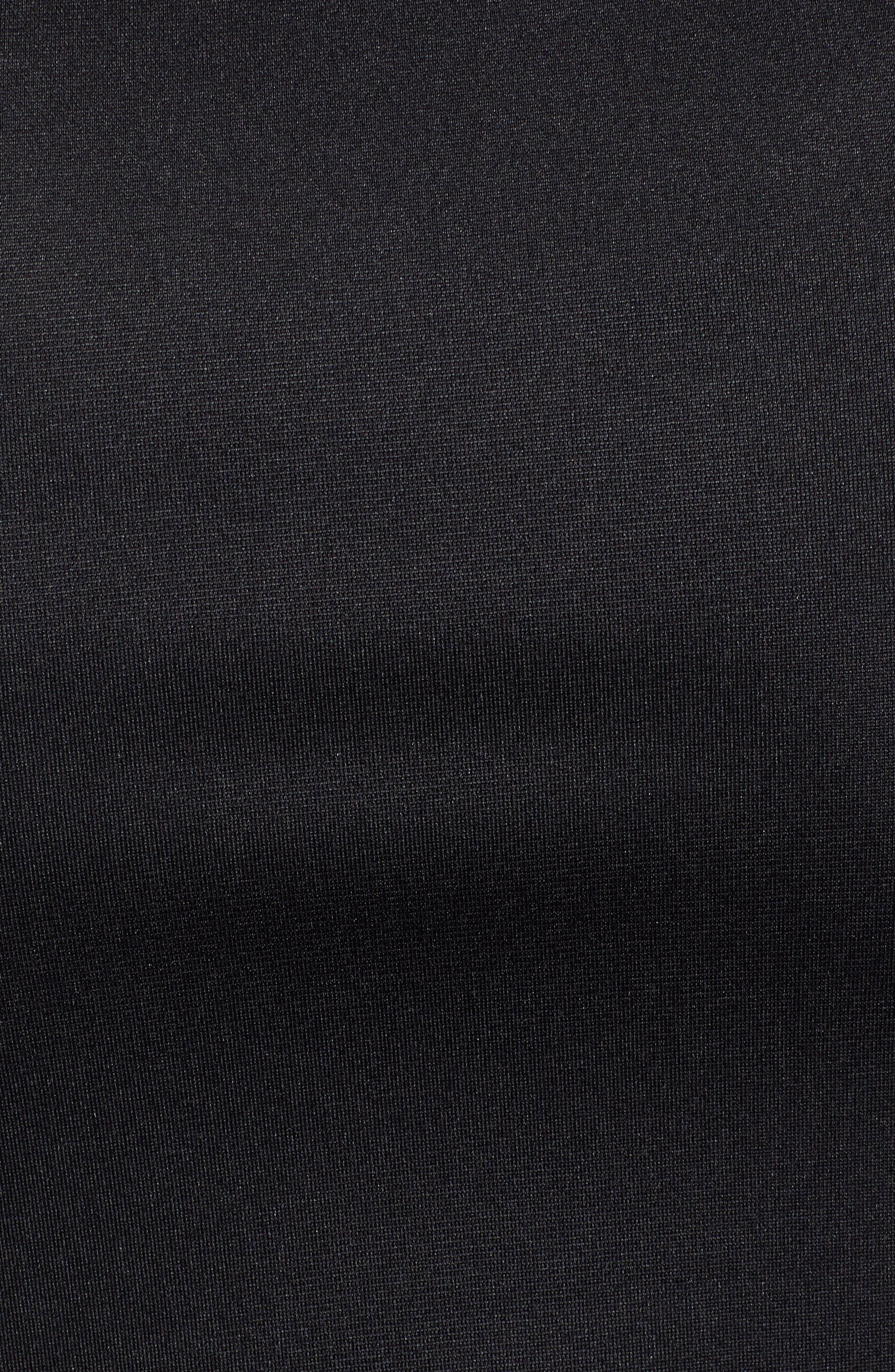 Slim Classic Skirt,                             Alternate thumbnail 6, color,                             001