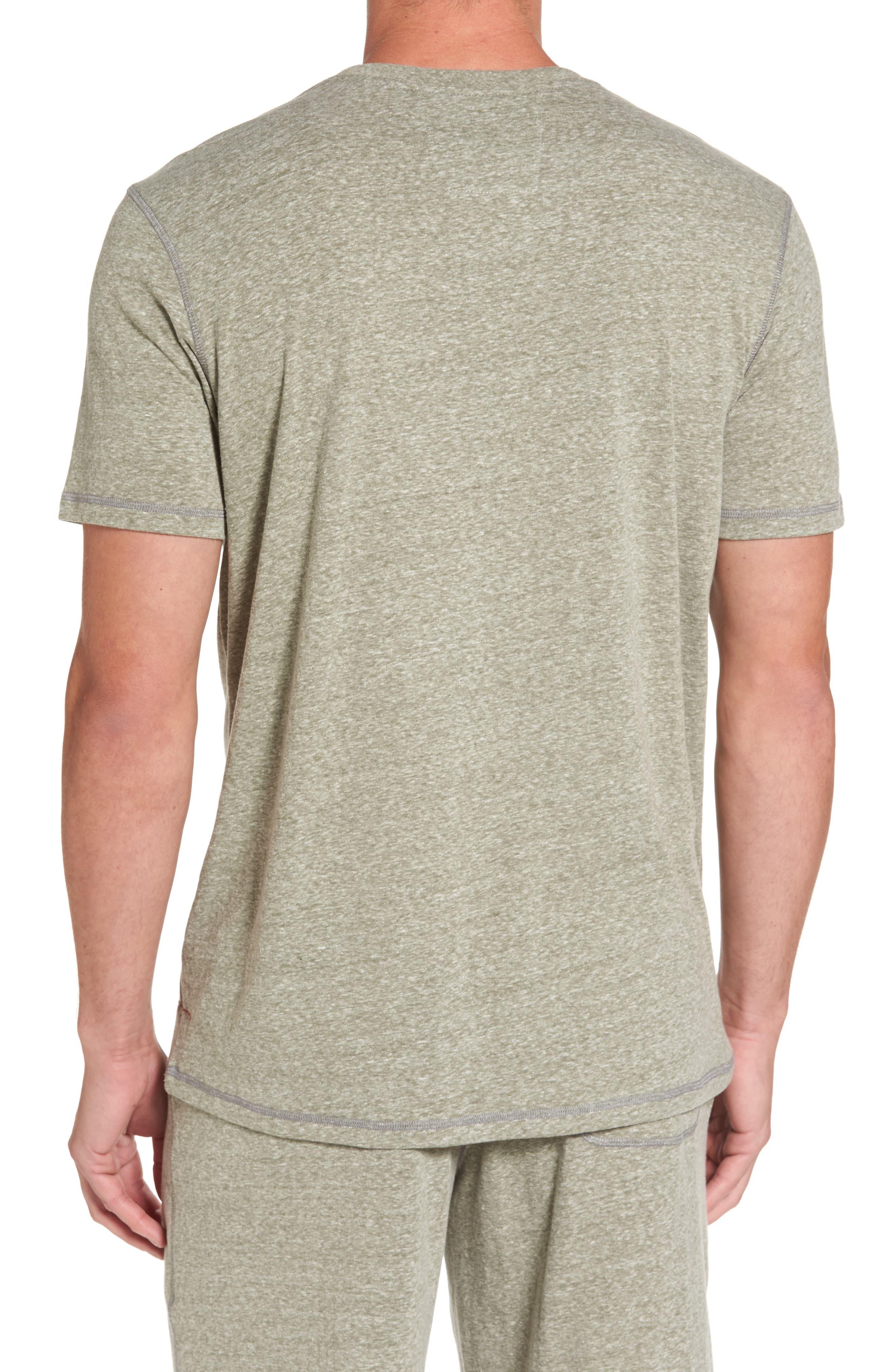 Cotton Blend T-Shirt,                             Alternate thumbnail 2, color,                             301