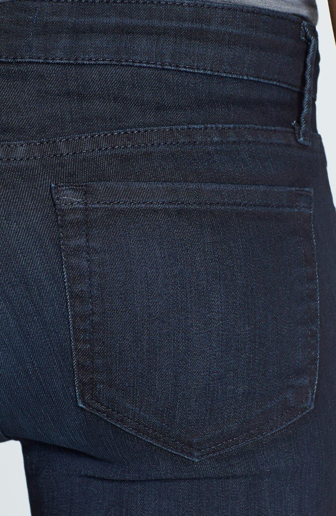Low Rise Skinny Jeans,                             Alternate thumbnail 6, color,