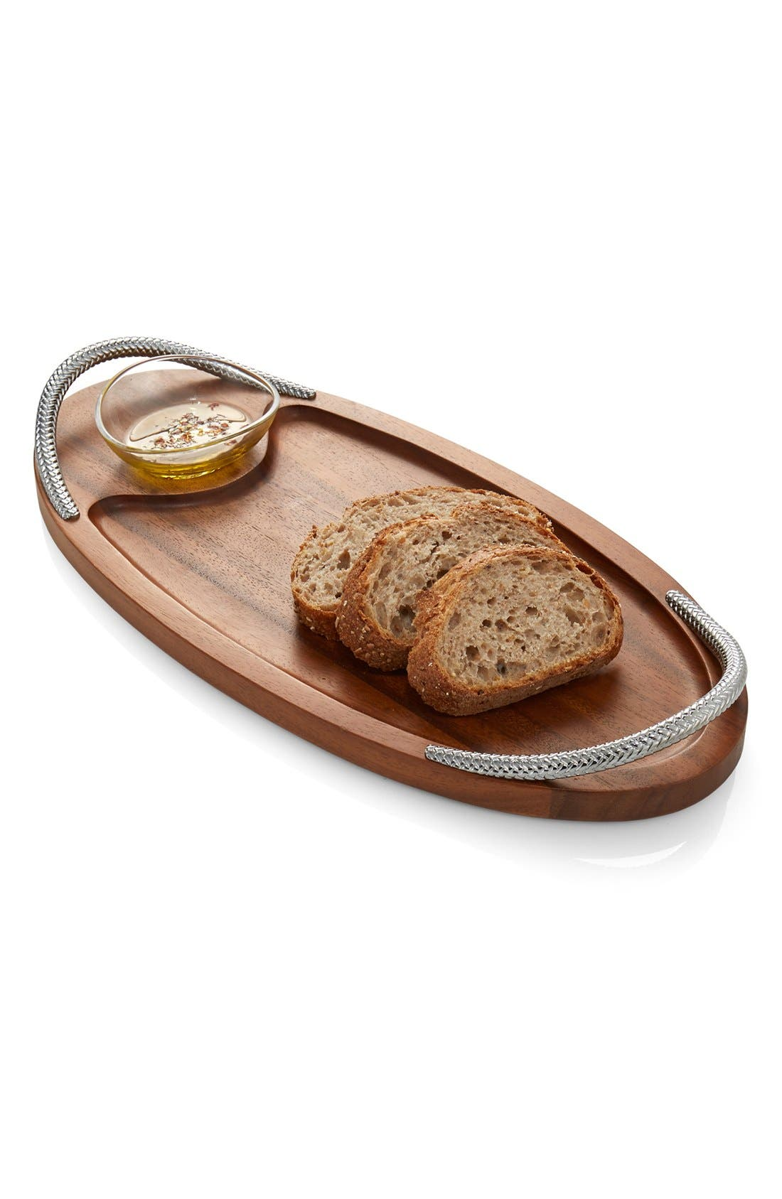 Bread Board & Dipping Bowl,                             Alternate thumbnail 2, color,                             200