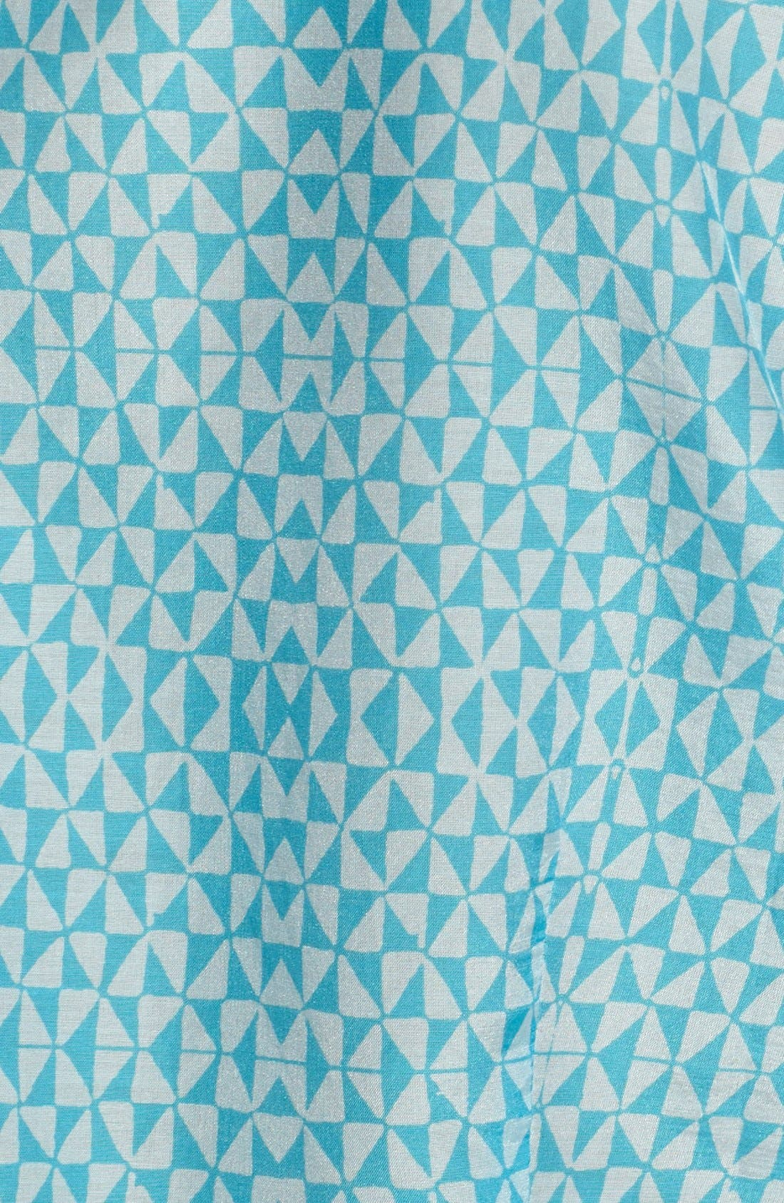 Cotton & Silk Shirt,                             Alternate thumbnail 73, color,