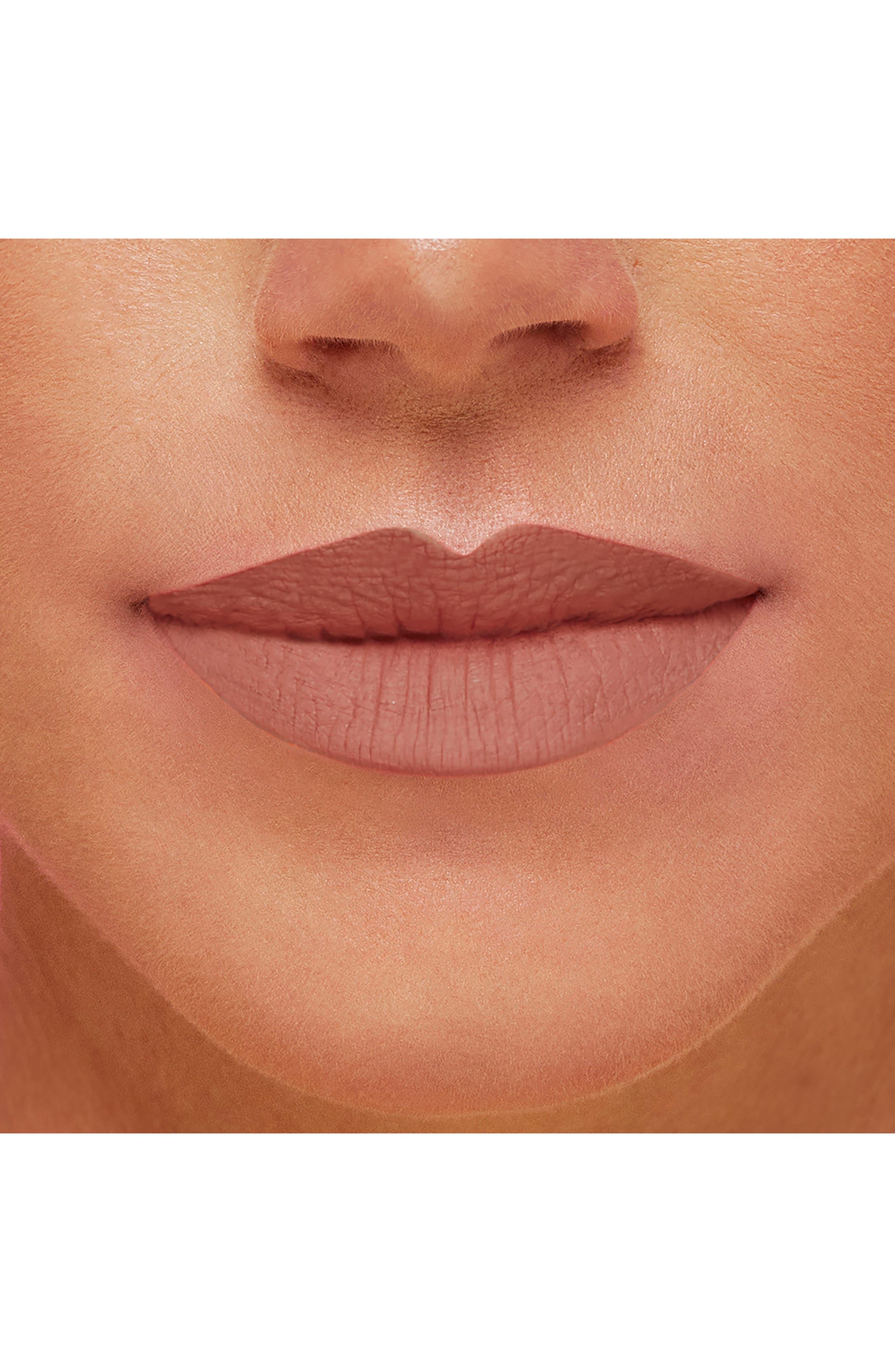 KARL LAGERFELD + MODELCO Kiss Me Karl Lip Lights Lipstick,                             Alternate thumbnail 6, color,                             200