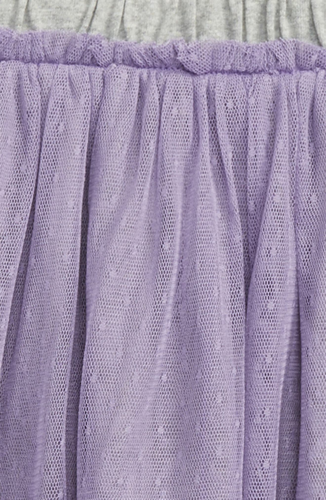 Tulle Skirt,                             Alternate thumbnail 2, color,                             519