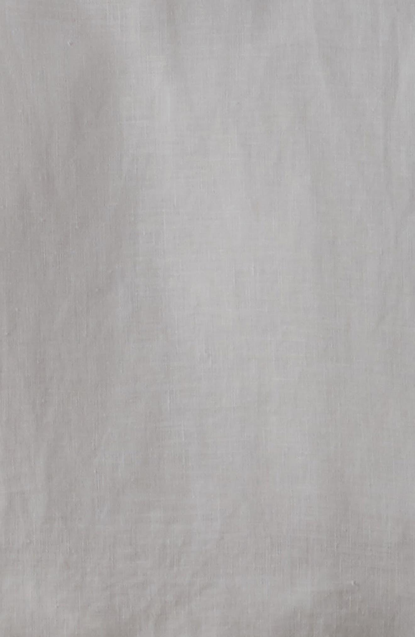 Parker Linen Duvet Cover & Sham Set,                             Alternate thumbnail 2, color,                             WHITE