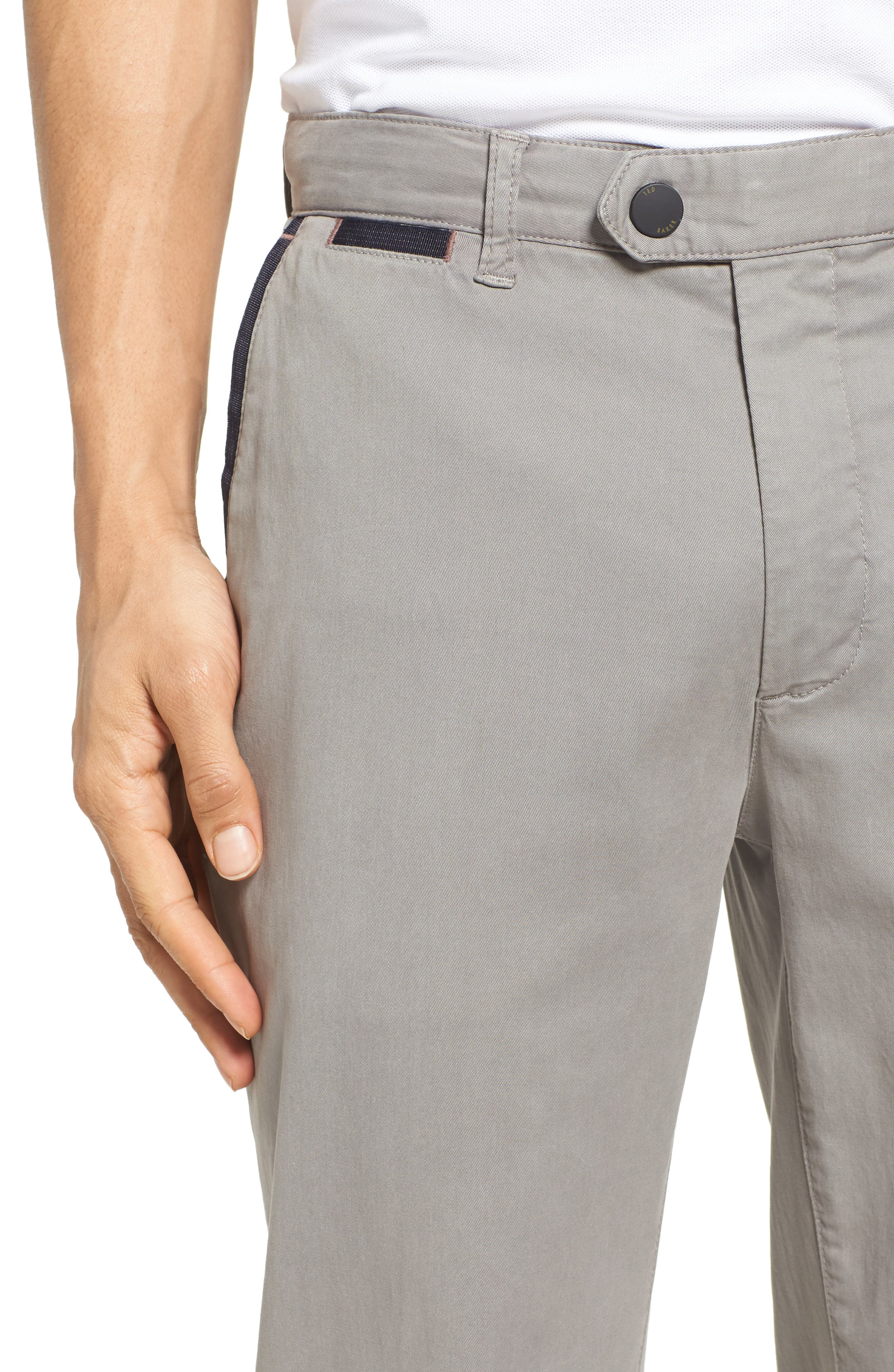 Water Resistant Golf Chinos,                             Alternate thumbnail 17, color,