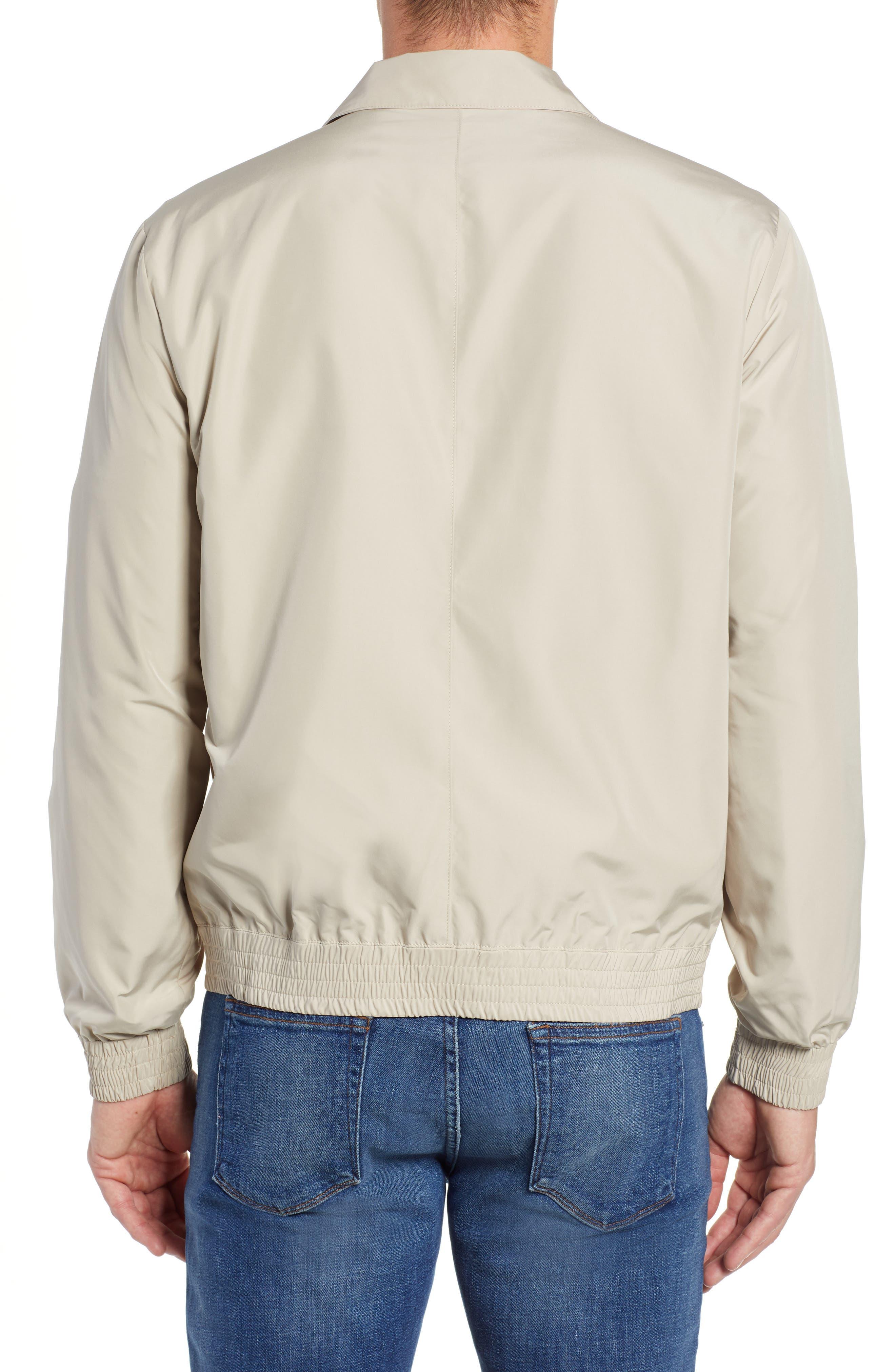 Slim Fit Lightweight Jacket,                             Alternate thumbnail 2, color,                             KHAKI