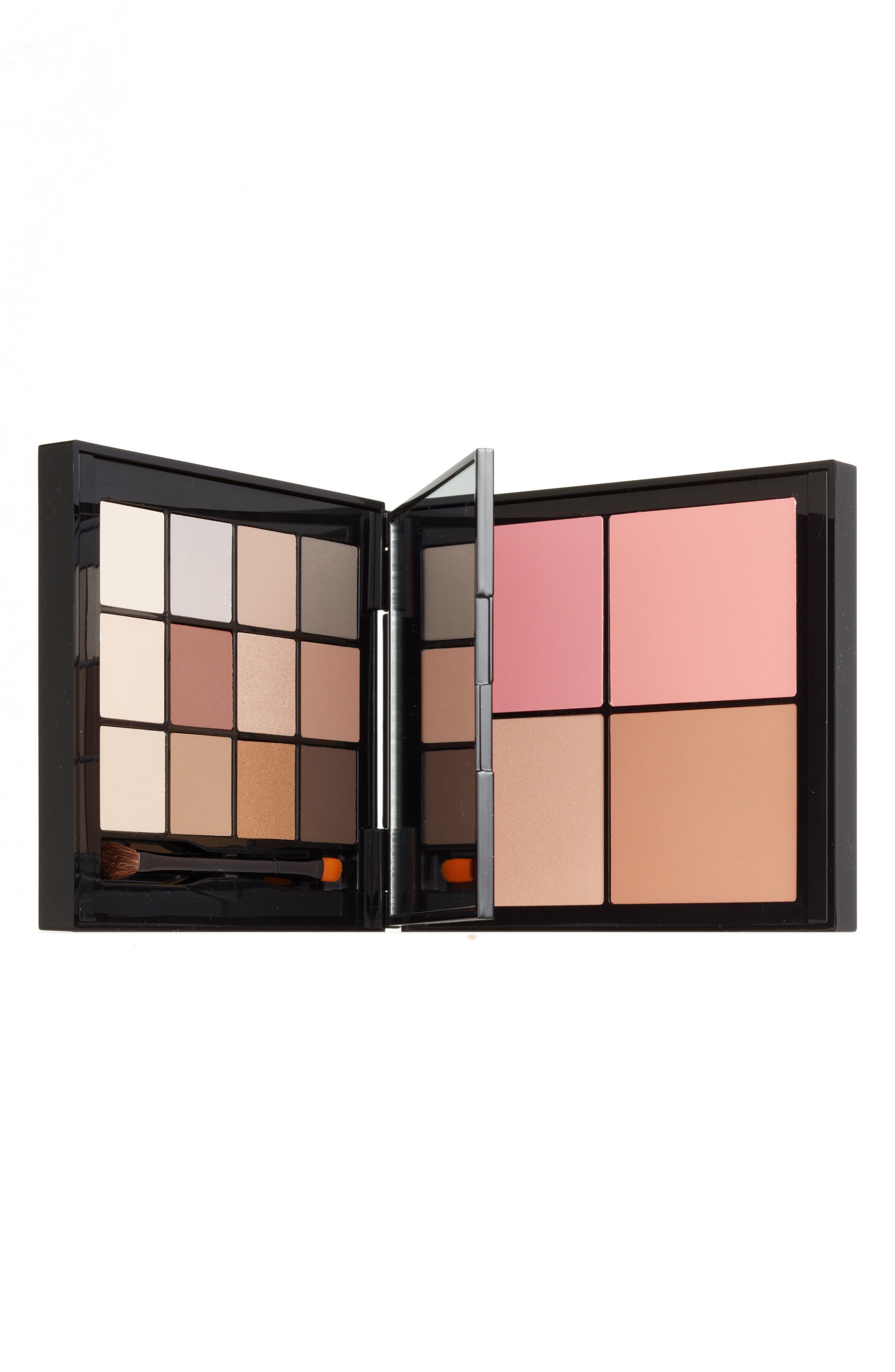 BOBBI BROWN,                             Nude Glow Eye & Cheek Palette,                             Main thumbnail 1, color,                             000