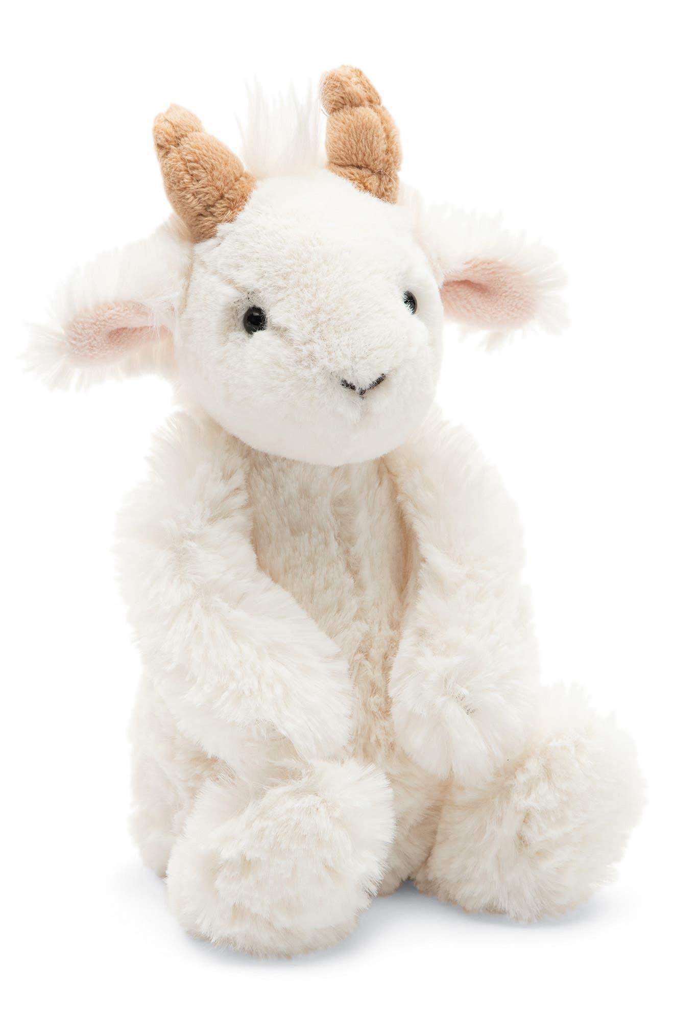 Jellycat Small Bashful Goat Stuffed Animal Nordstrom
