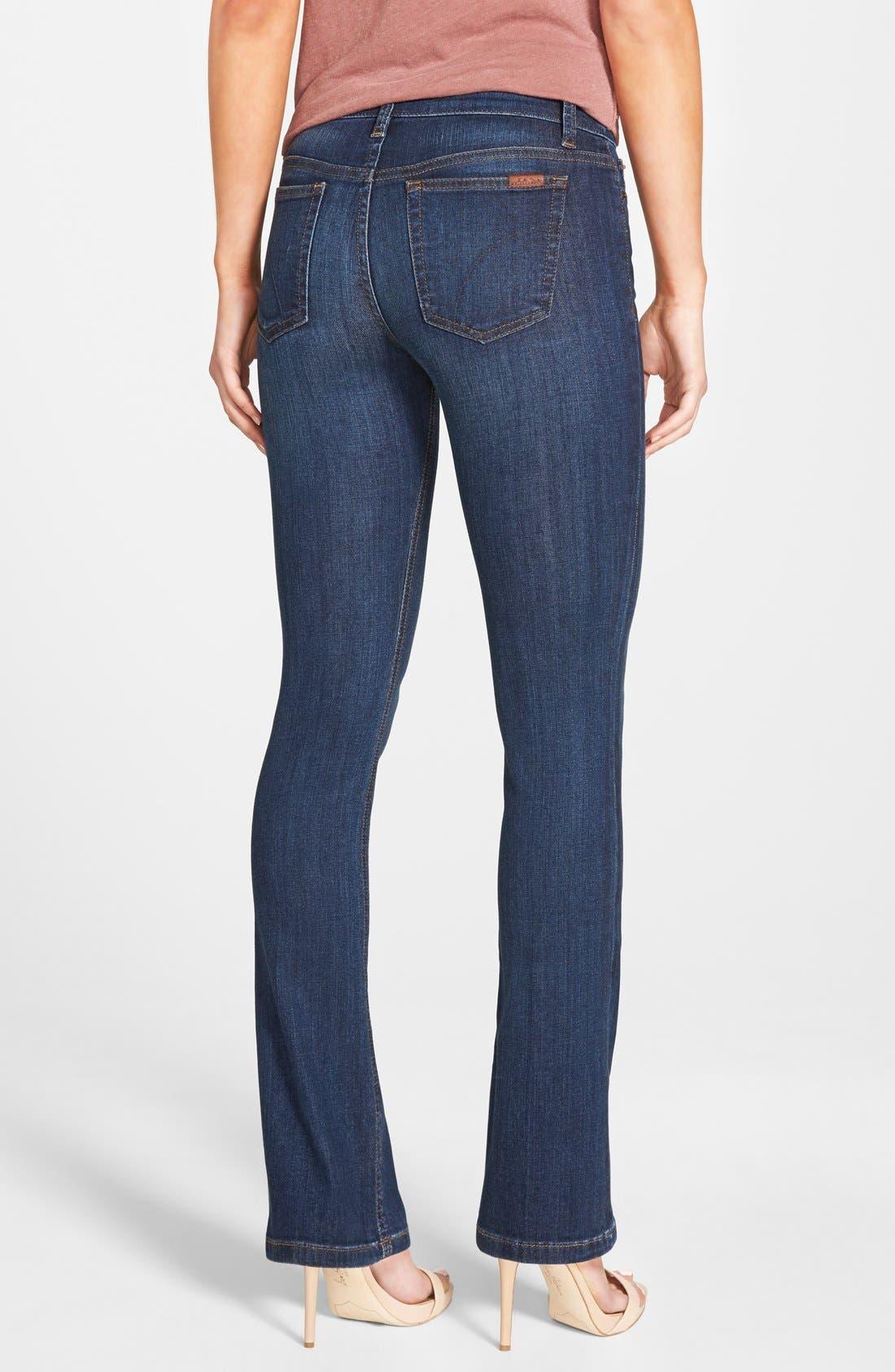 JOE'S,                             'Provocateur' Bootcut Jeans,                             Alternate thumbnail 4, color,                             400