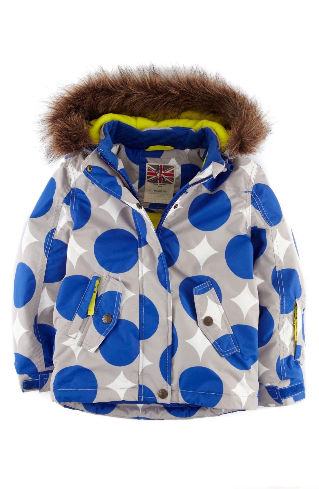 Ski Jacket, Main, color, 424
